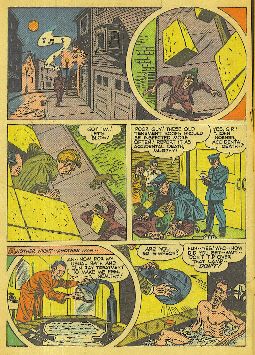 Green Hornet Comics issue 32 - Page 3