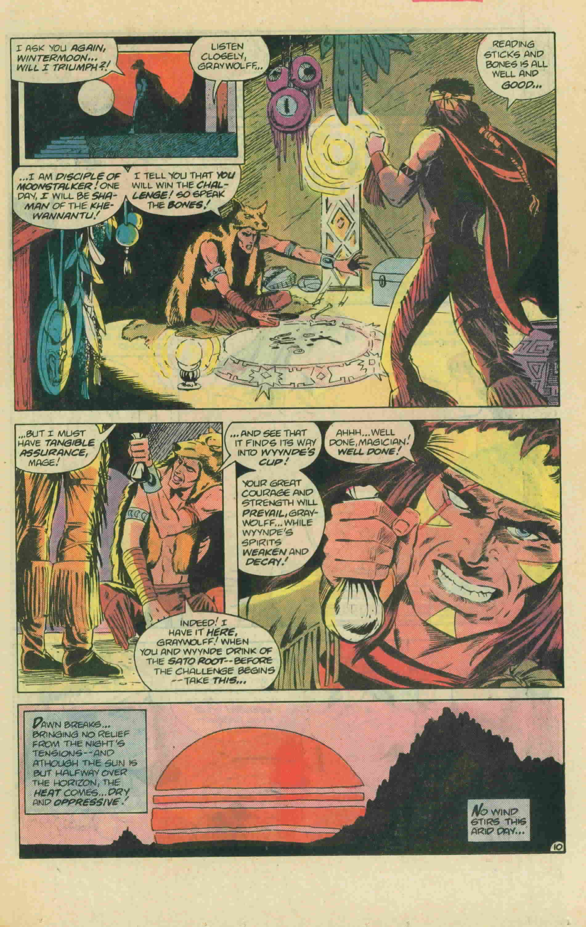 Read online Arion, Lord of Atlantis comic -  Issue #13 - 16
