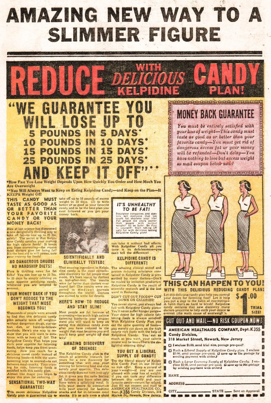 Love Romances (1949) issue 51 - Page 33
