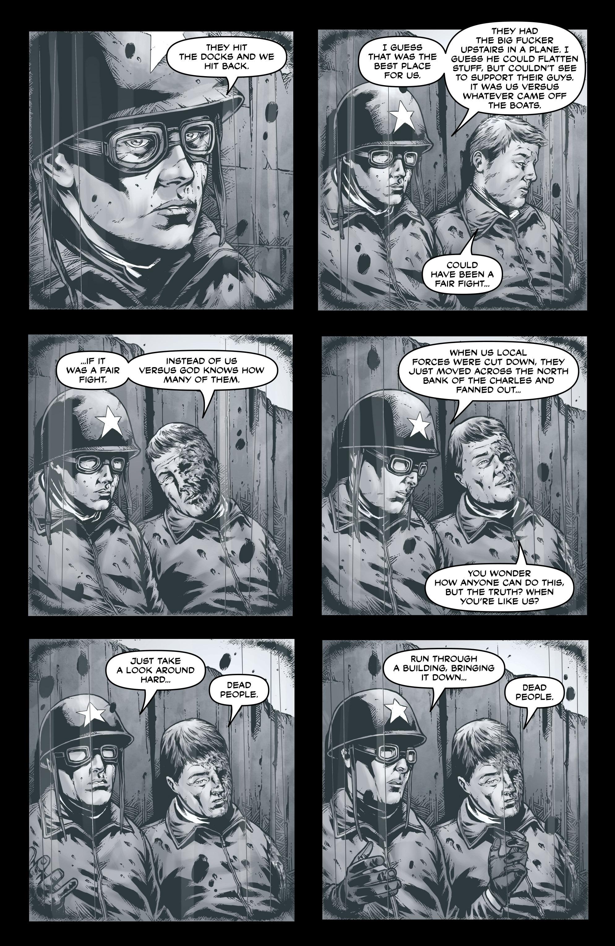 Read online Uber: Invasion comic -  Issue #2 - 10