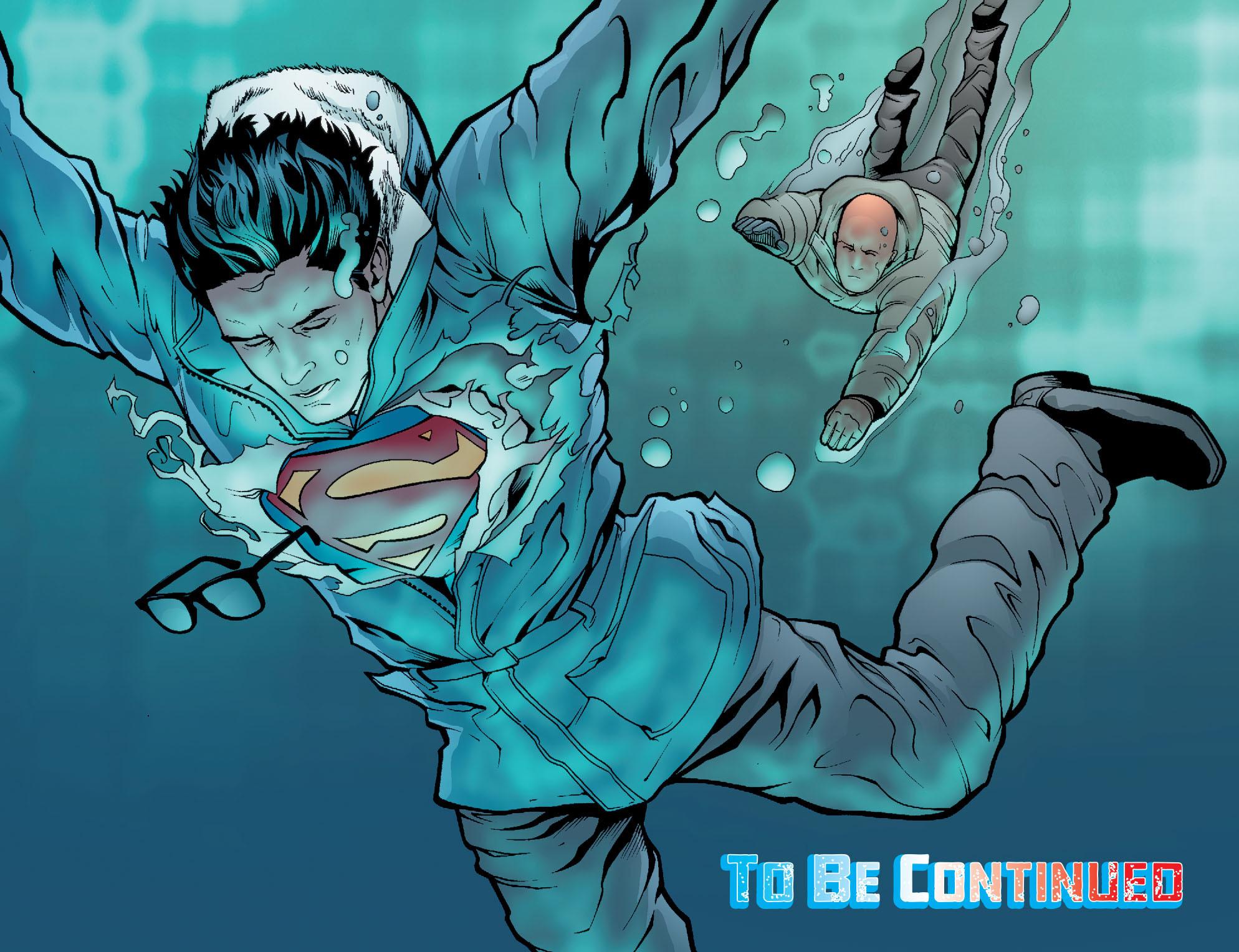 Read online Smallville: Alien comic -  Issue #9 - 22