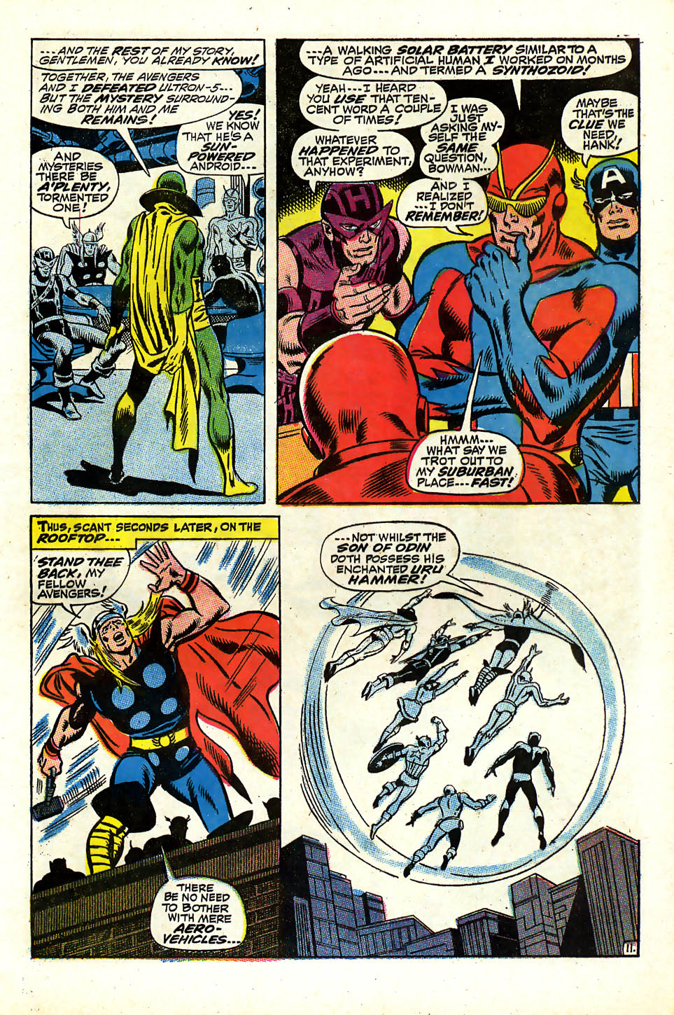 The Avengers (1963) 58 Page 11