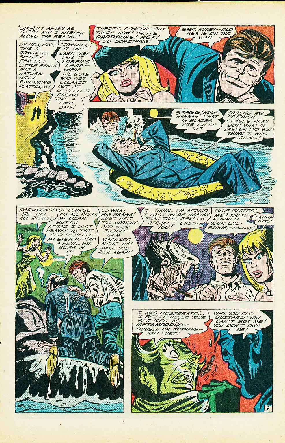 Metamorpho (1965) issue 6 - Page 11