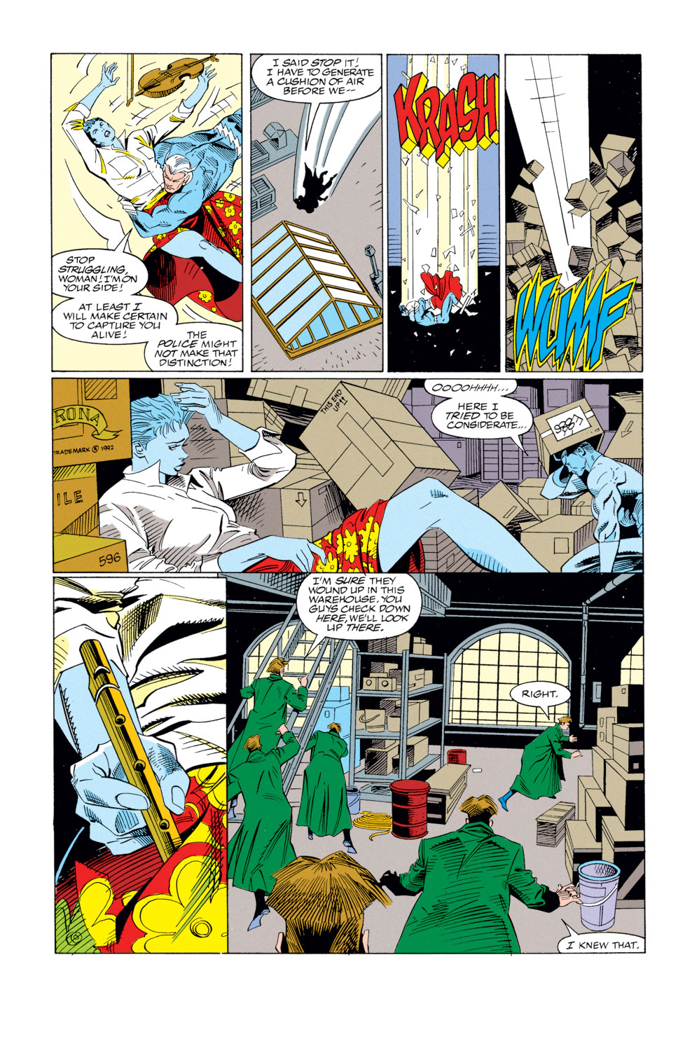 Read online X-Factor (1986) comic -  Issue #79 - 18