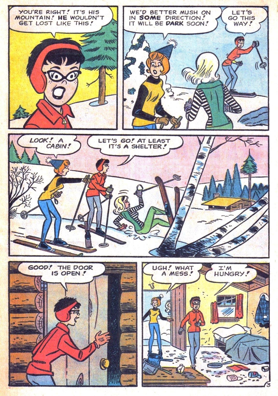 Read online She's Josie comic -  Issue #11 - 5