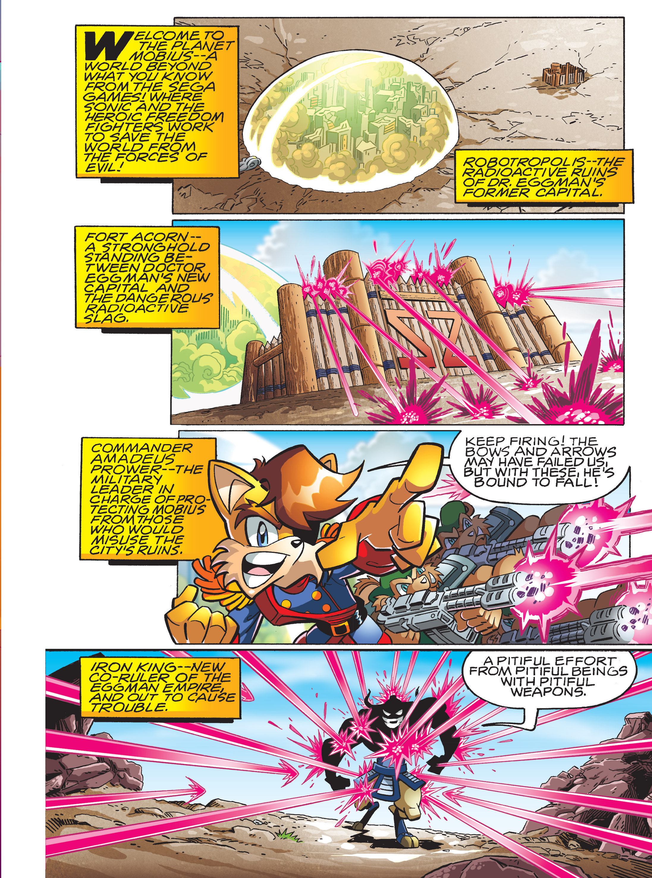 Read online Sonic Super Digest comic -  Issue #7 - 44