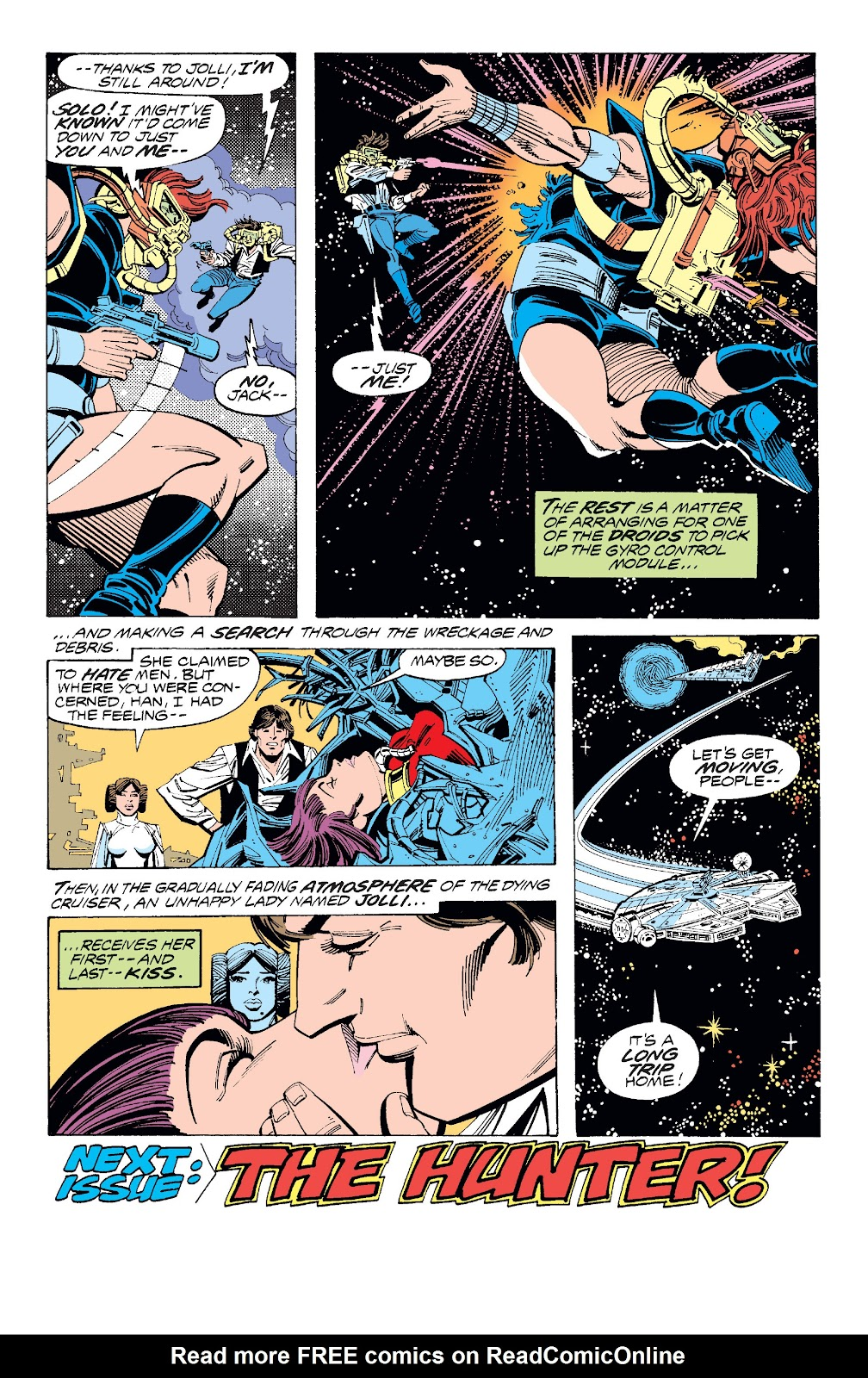 Read online Star Wars Legends: The Original Marvel Years - Epic Collection comic -  Issue # TPB 1 (Part 3) - 78