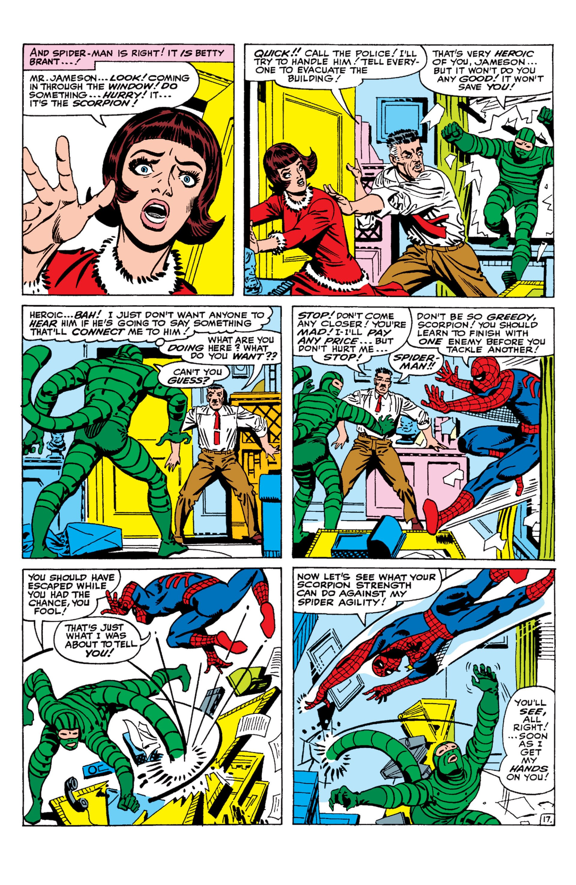 The Amazing Spider-Man (1963) 20 Page 17
