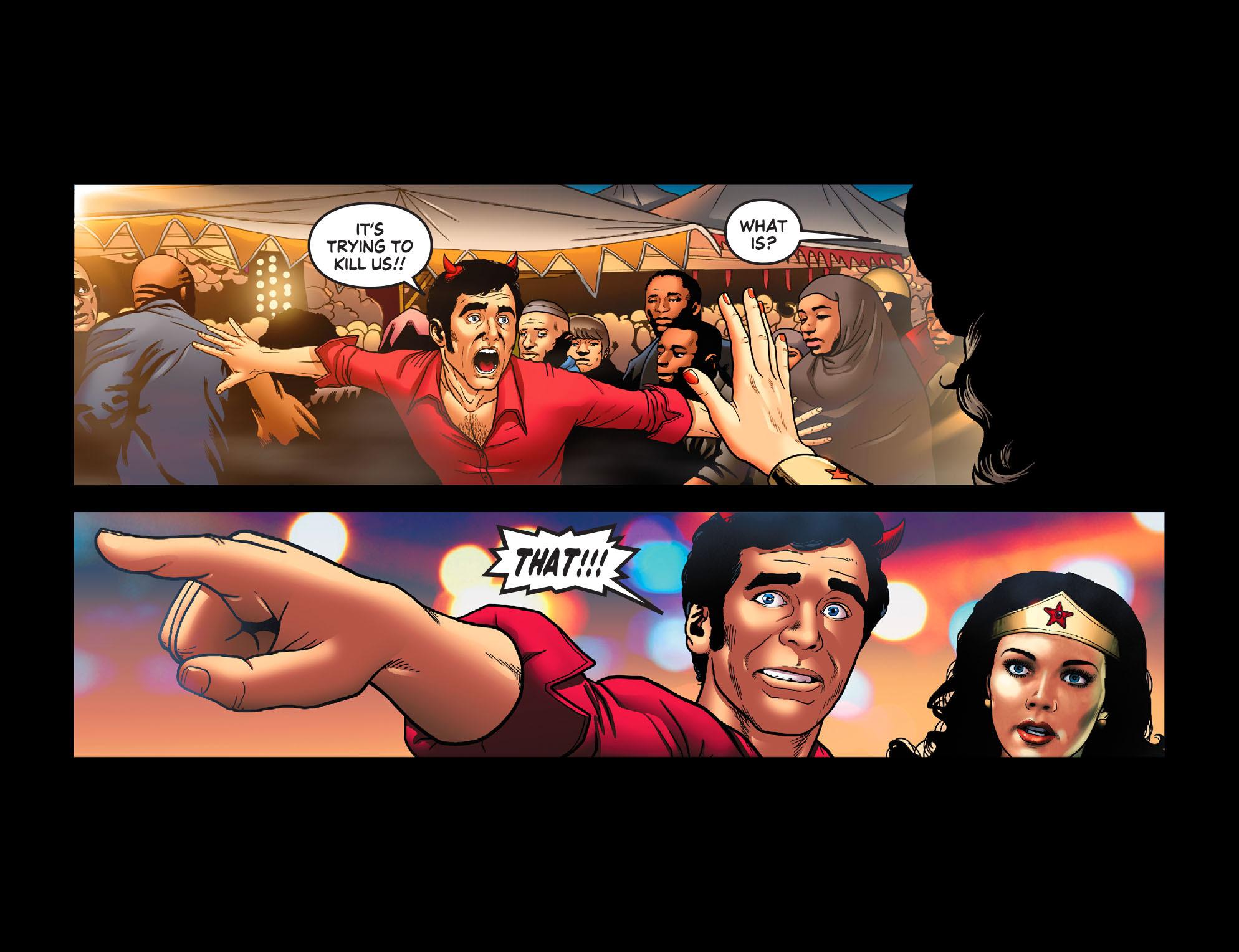 Read online Wonder Woman '77 [I] comic -  Issue #13 - 11