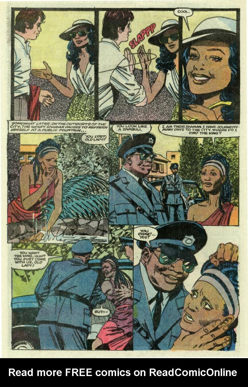 Read online Sheena comic -  Issue #1 - 13
