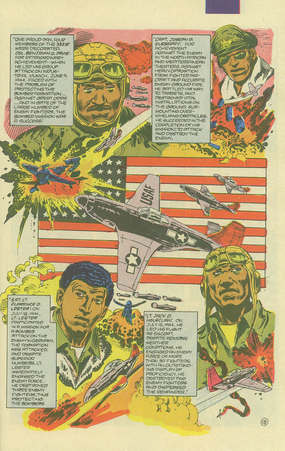 Read online Sgt. Rock comic -  Issue #406 - 24