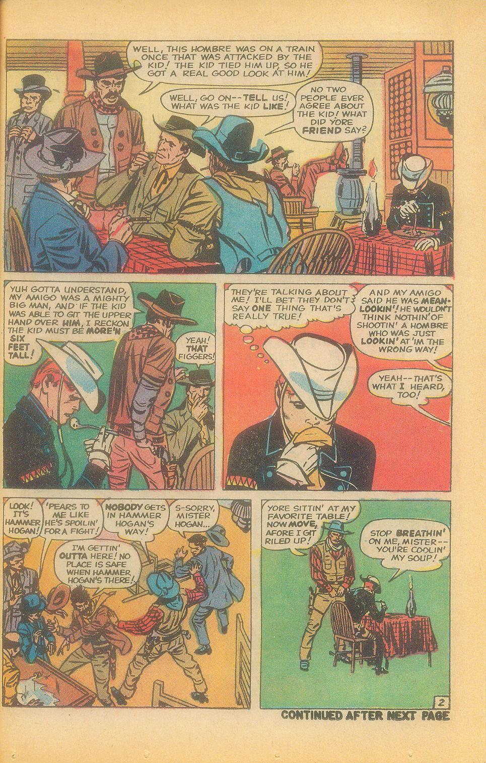 The Rawhide Kid (1955) issue 92 - Page 37