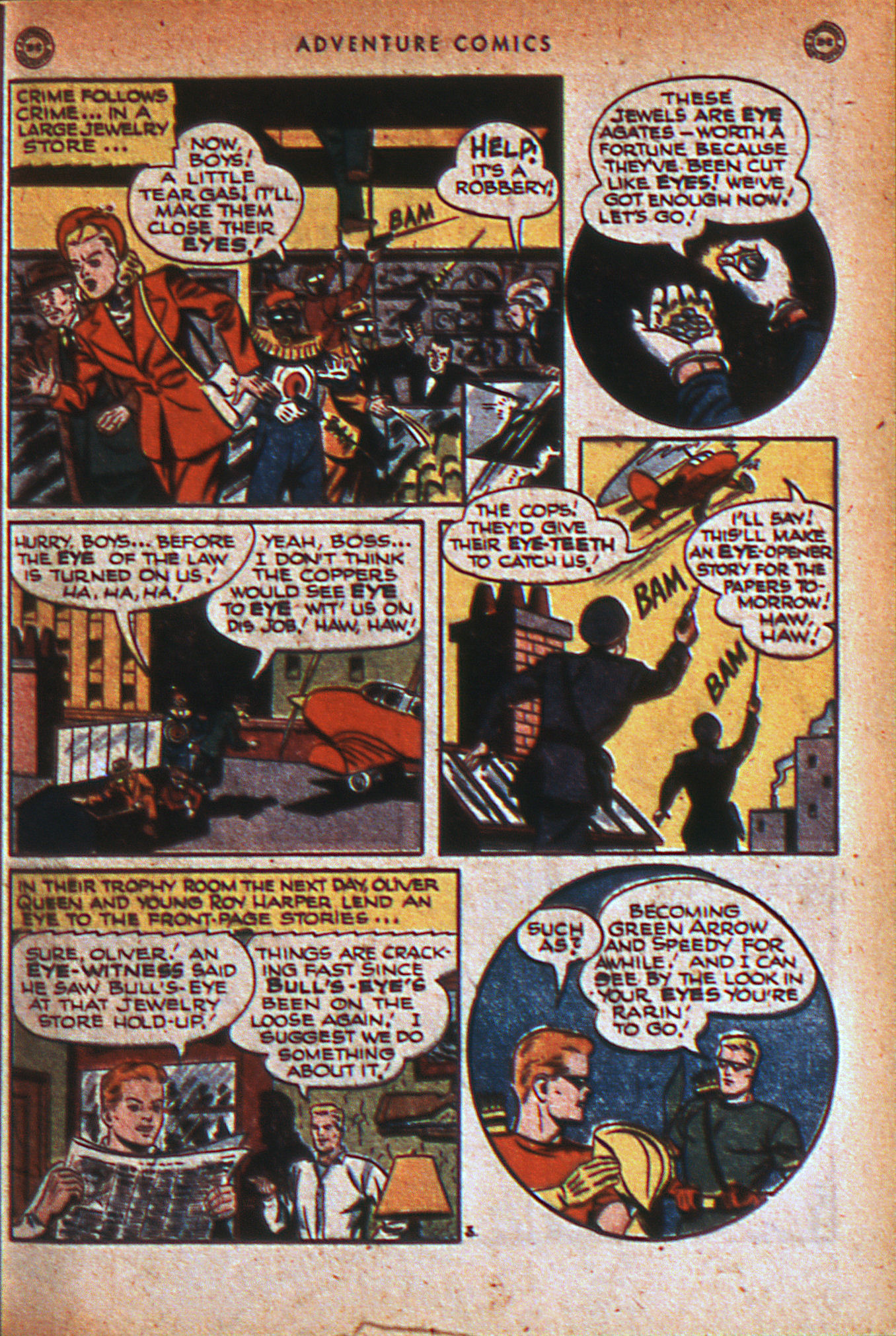 Read online Adventure Comics (1938) comic -  Issue #124 - 26