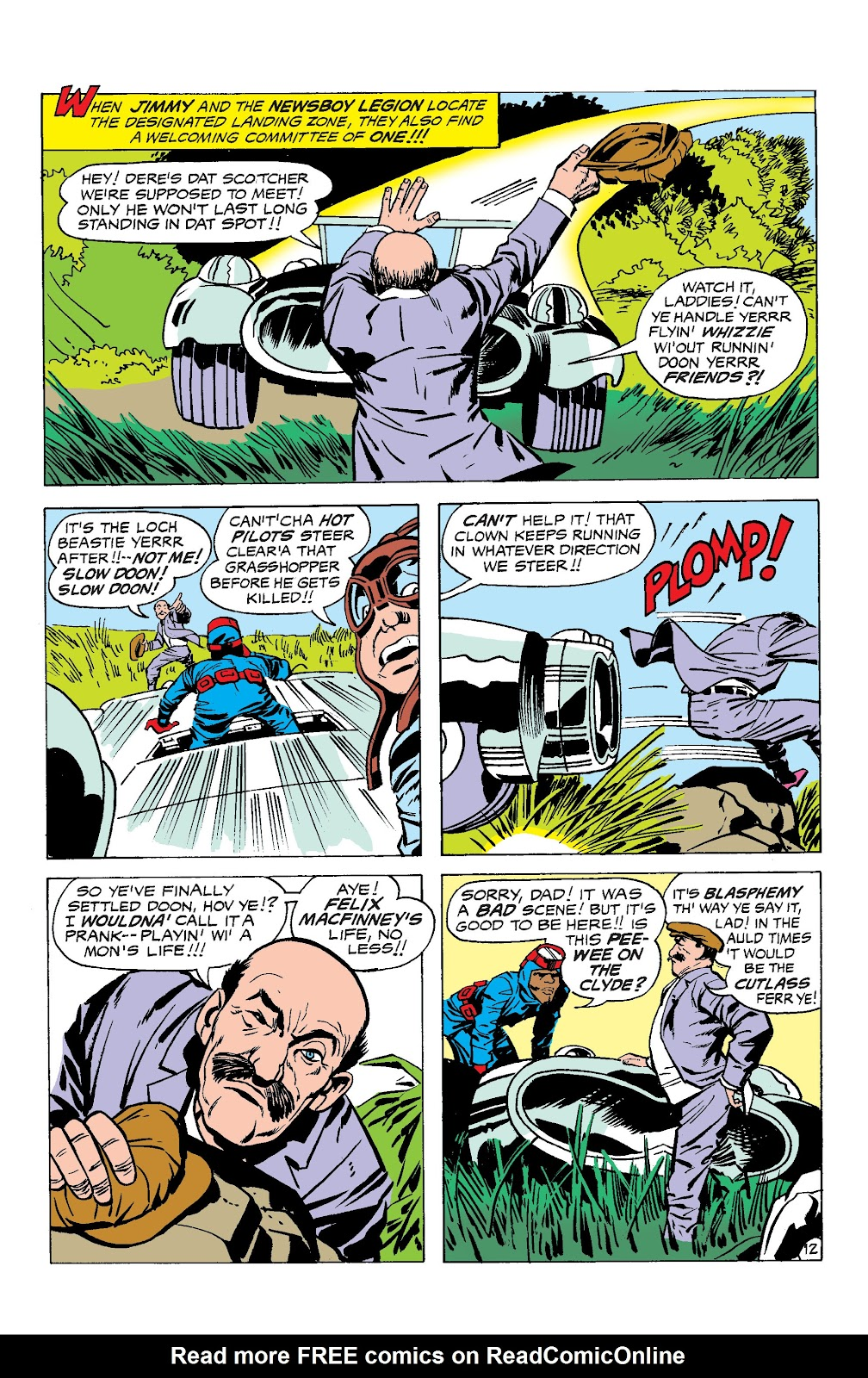 Read online Superman's Pal, Jimmy Olsen by Jack Kirby comic -  Issue # TPB (Part 3) - 51