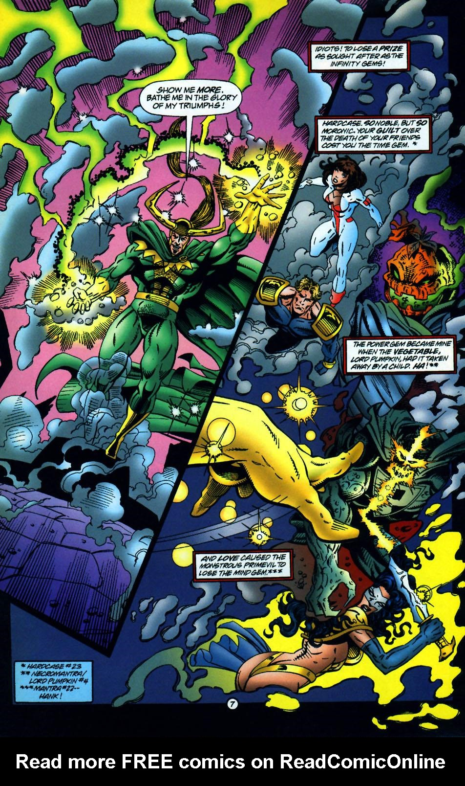 Read online UltraForce (1994) comic -  Issue #10 - 8