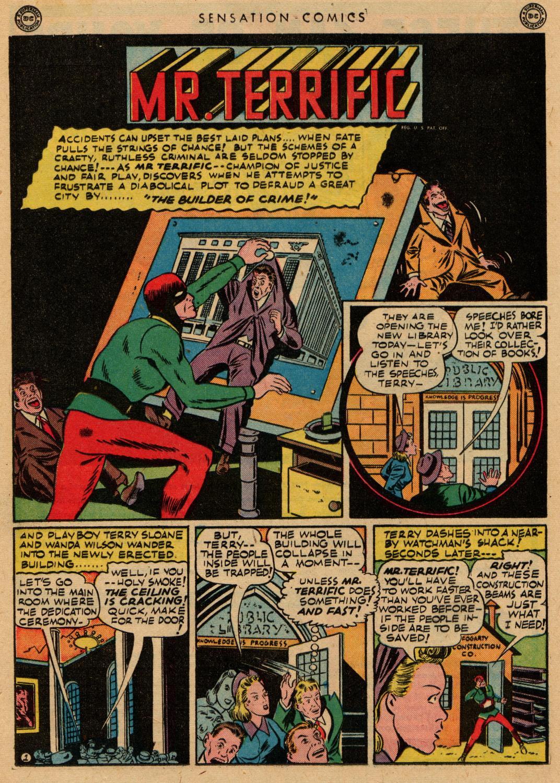 Read online Sensation (Mystery) Comics comic -  Issue #36 - 34