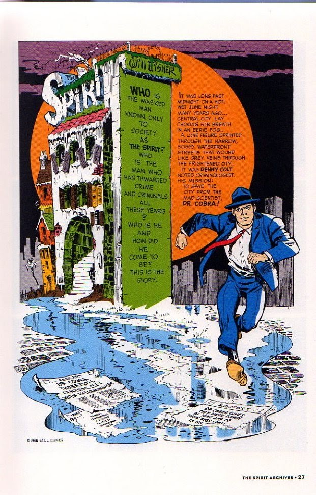 Read online Will Eisner's The Spirit Archives comic -  Issue # TPB 26 (Part 1) - 34