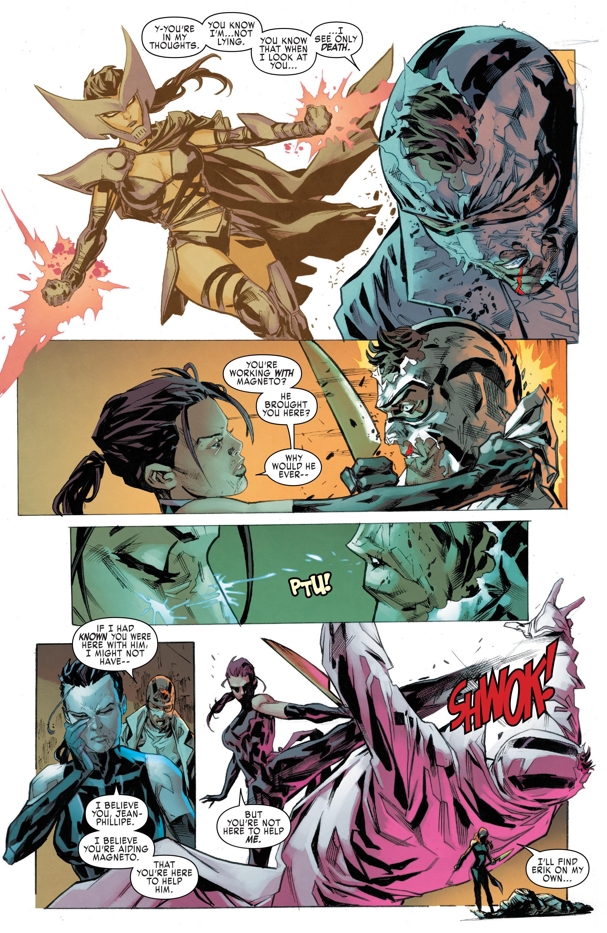 Read online Uncanny X-Men (2016) comic -  Issue #8 - 16