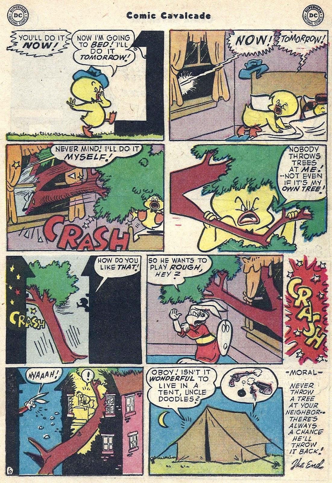 Comic Cavalcade issue 56 - Page 35