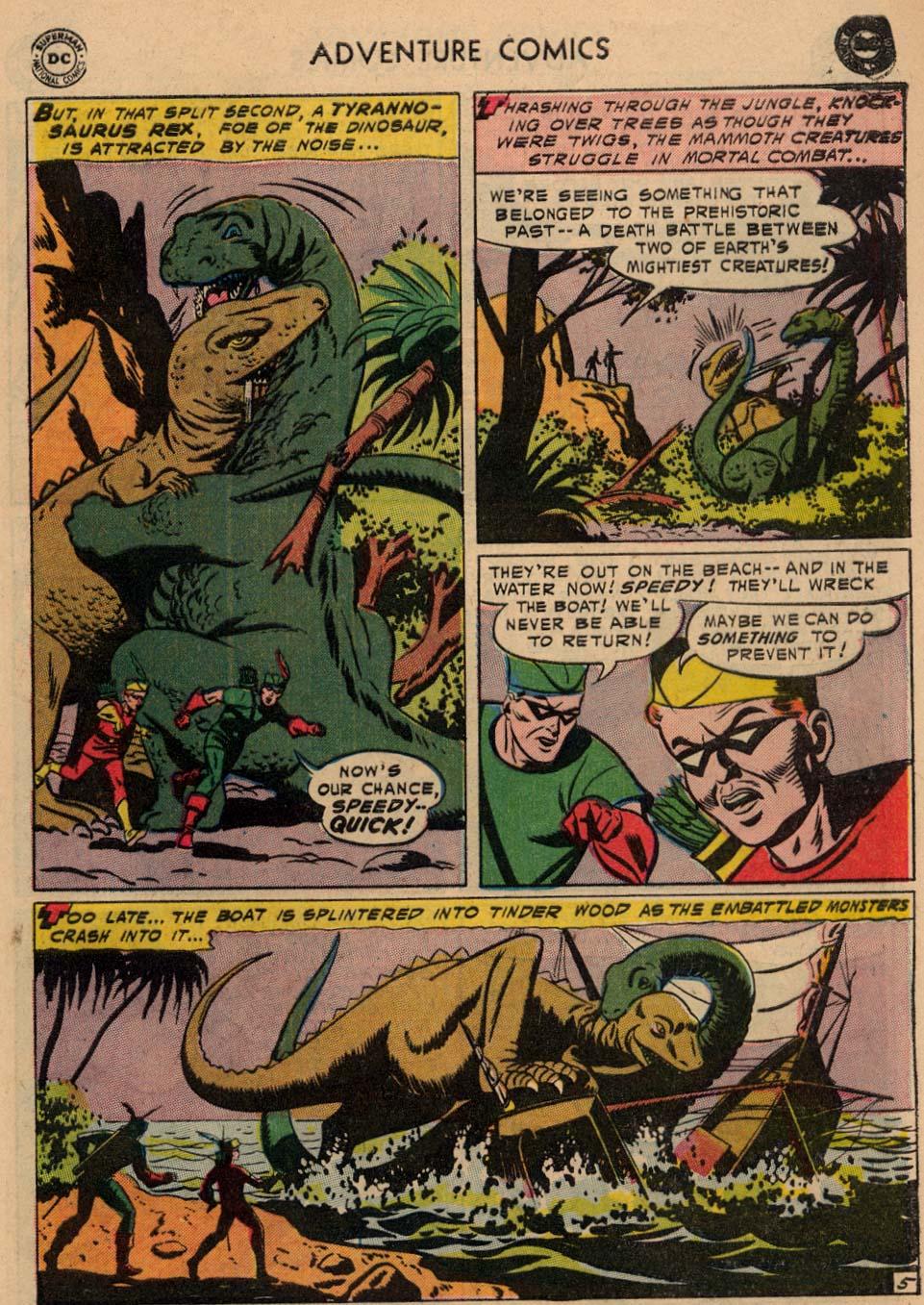 Read online Adventure Comics (1938) comic -  Issue #208 - 29