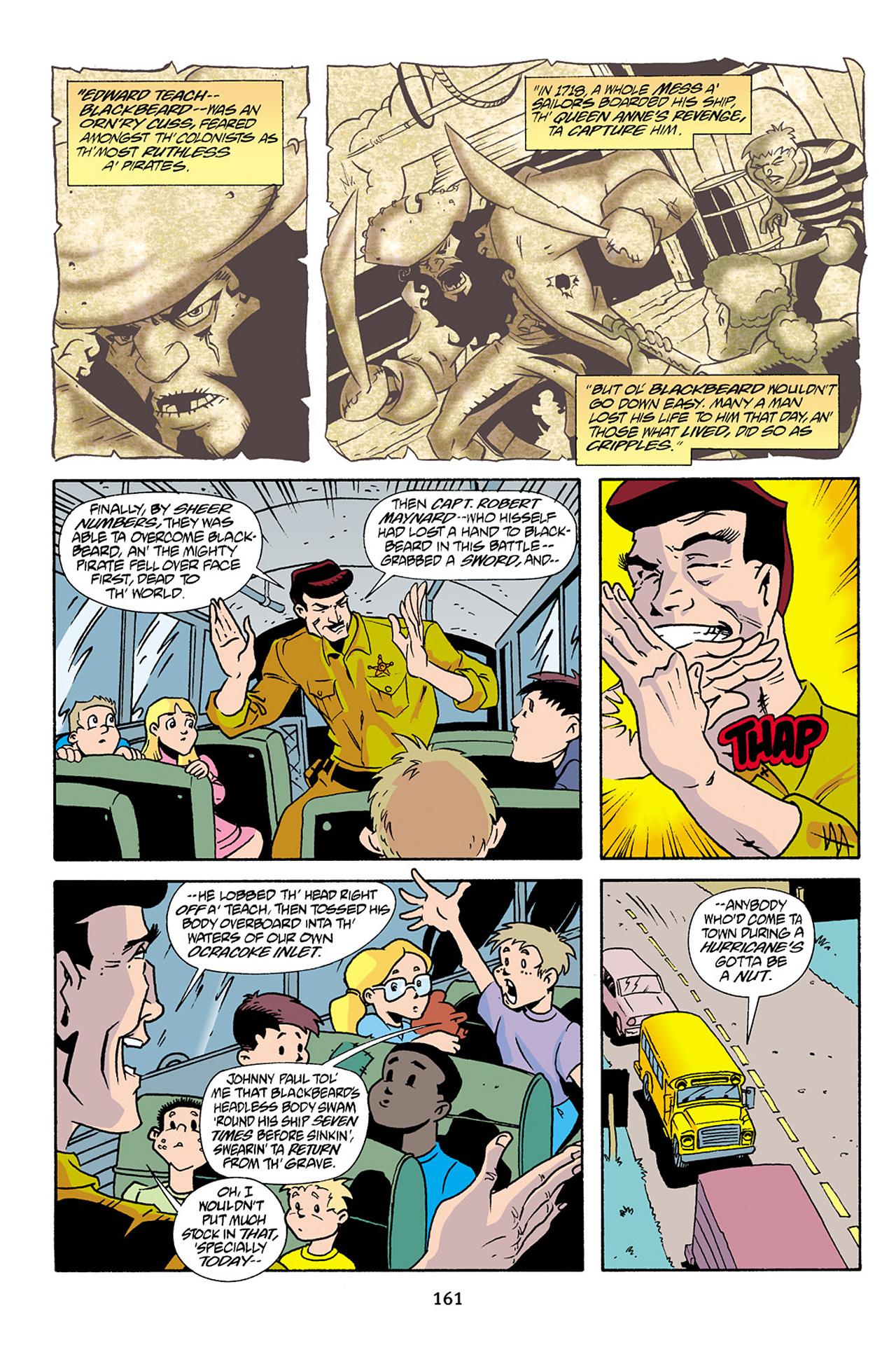 Read online Adventures Of The Mask Omnibus comic -  Issue #Adventures Of The Mask Omnibus Full - 161