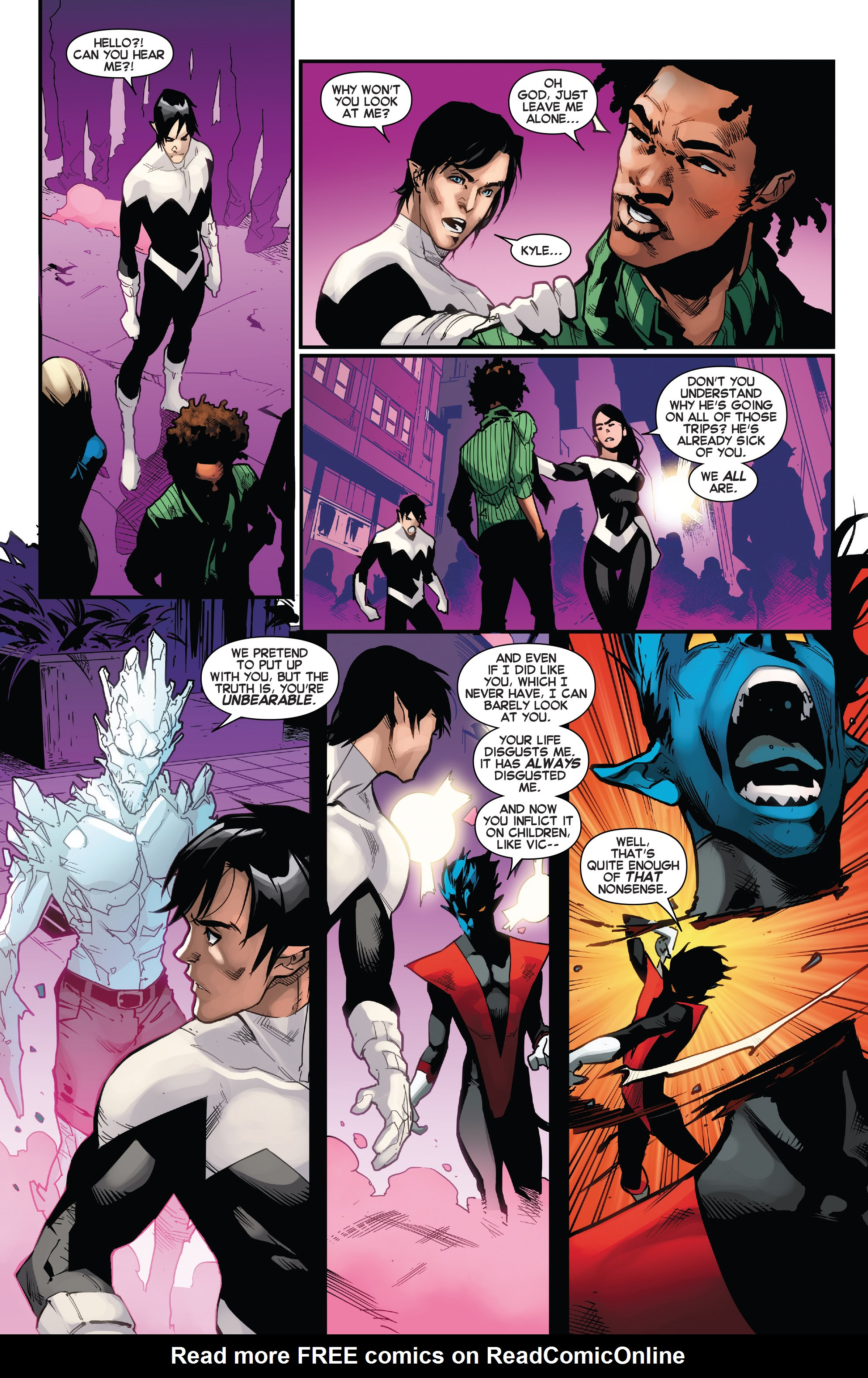 Read online Amazing X-Men (2014) comic -  Issue #13 - 15