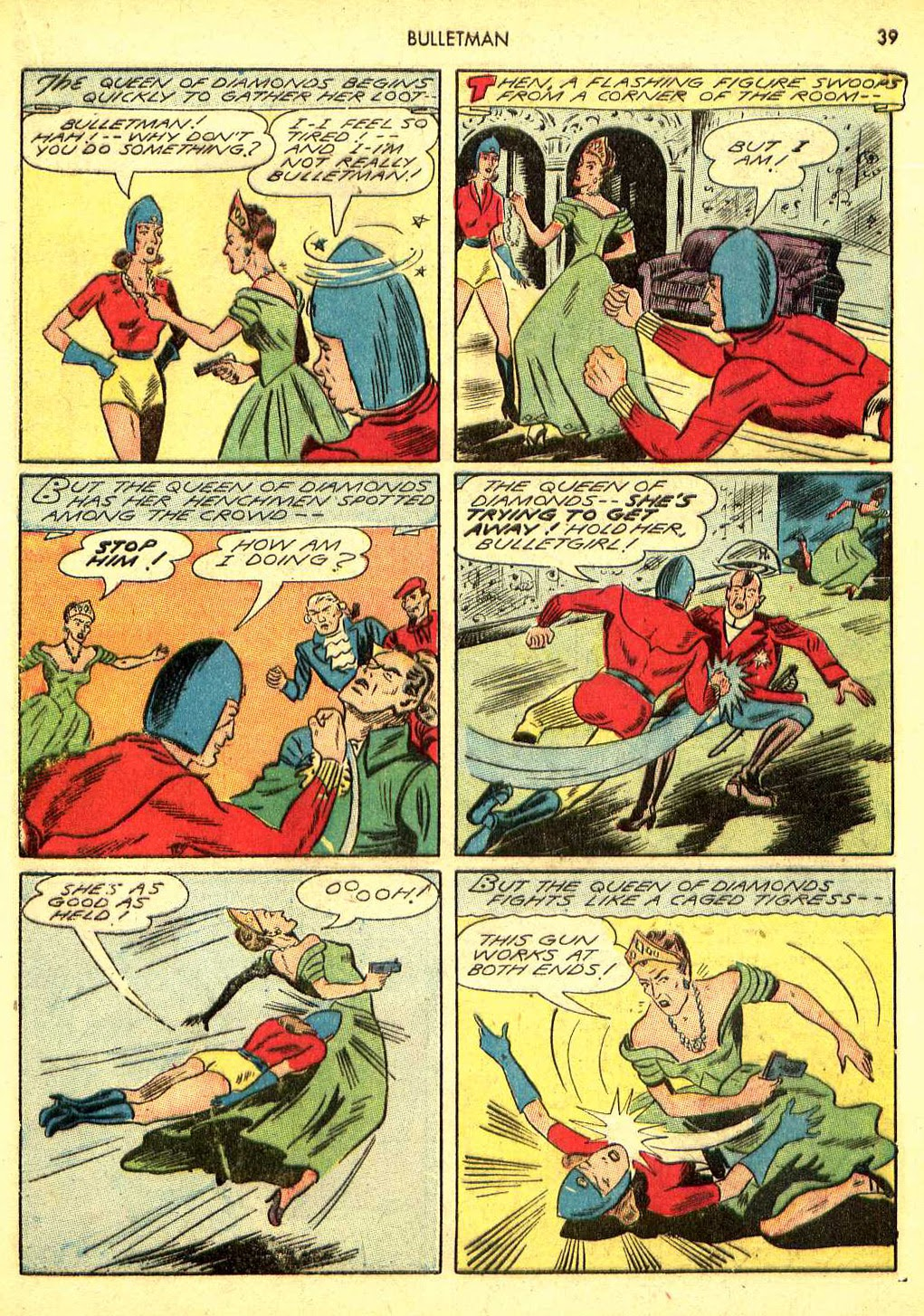 Bulletman issue 12 - Page 38