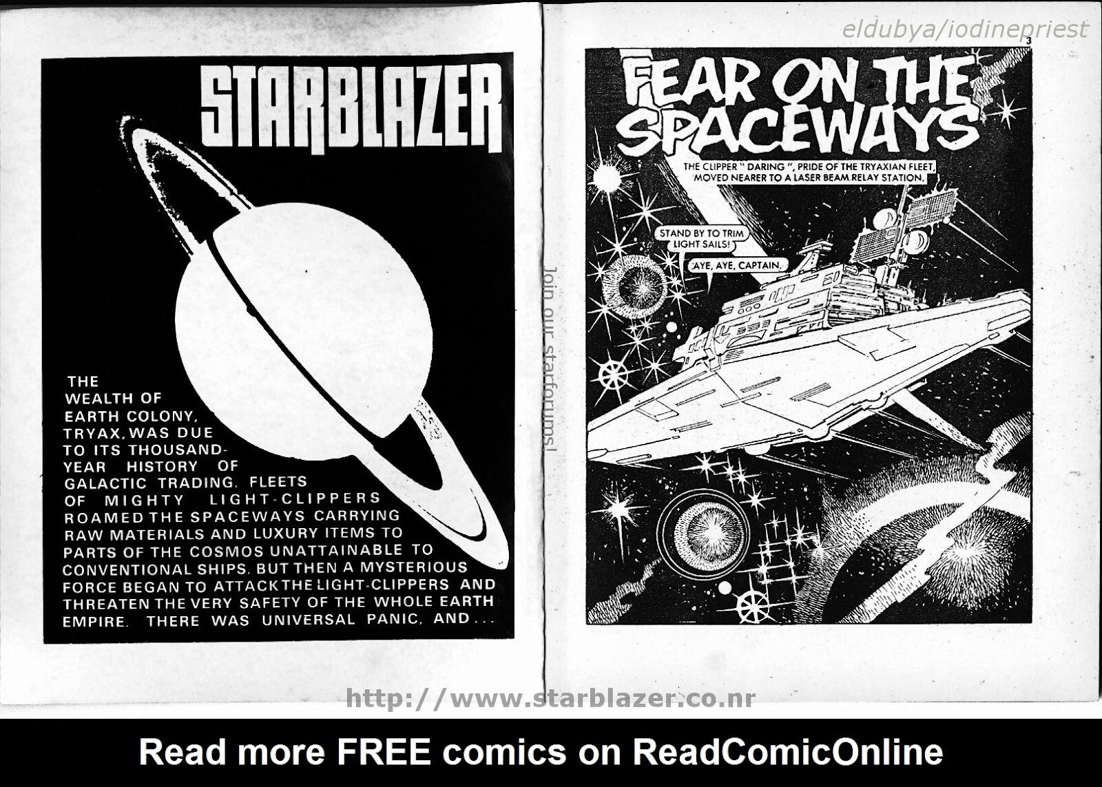 Starblazer issue 73 - Page 3