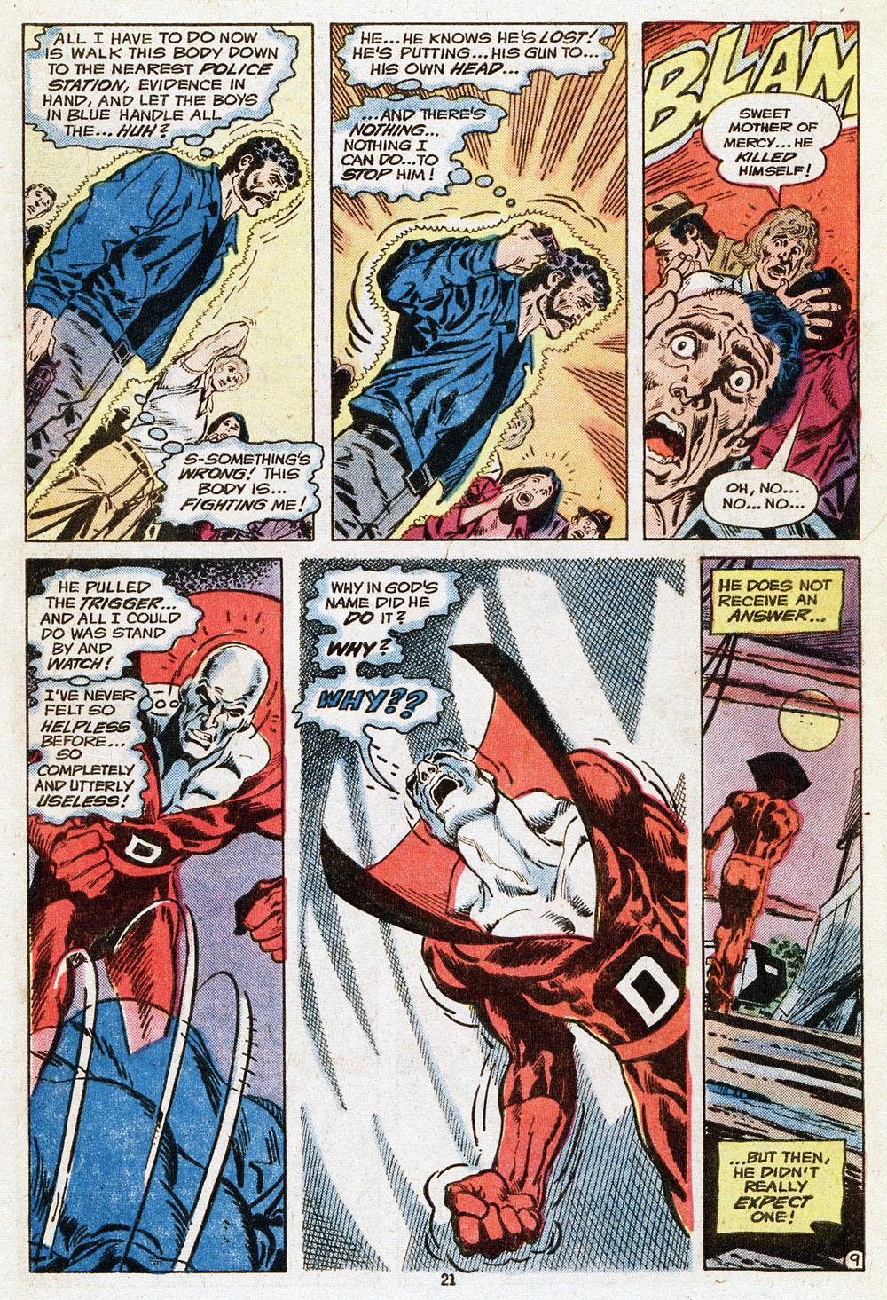 Read online Adventure Comics (1938) comic -  Issue #459 - 23
