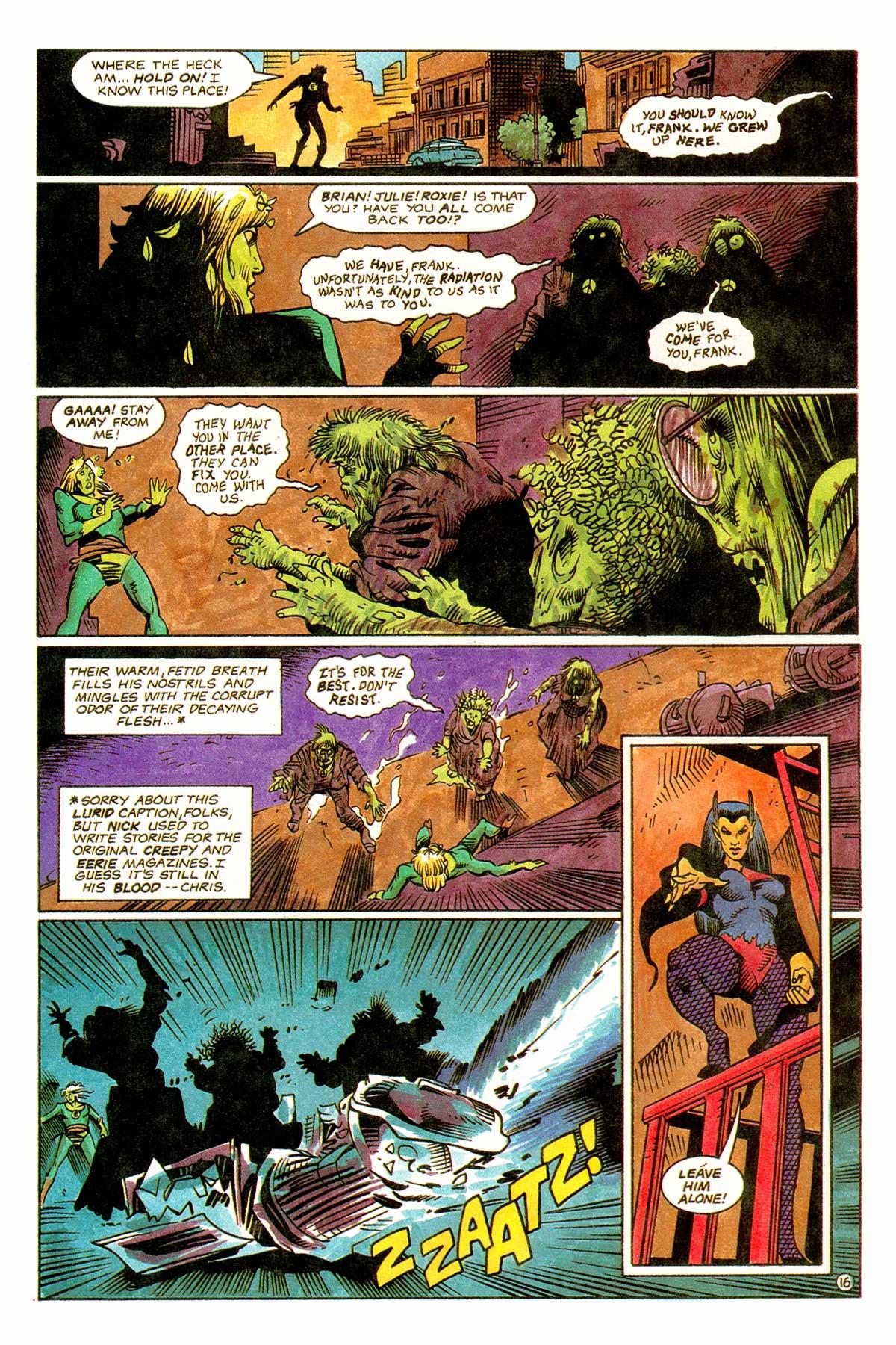 Read online E-man (1993) comic -  Issue # Full - 19