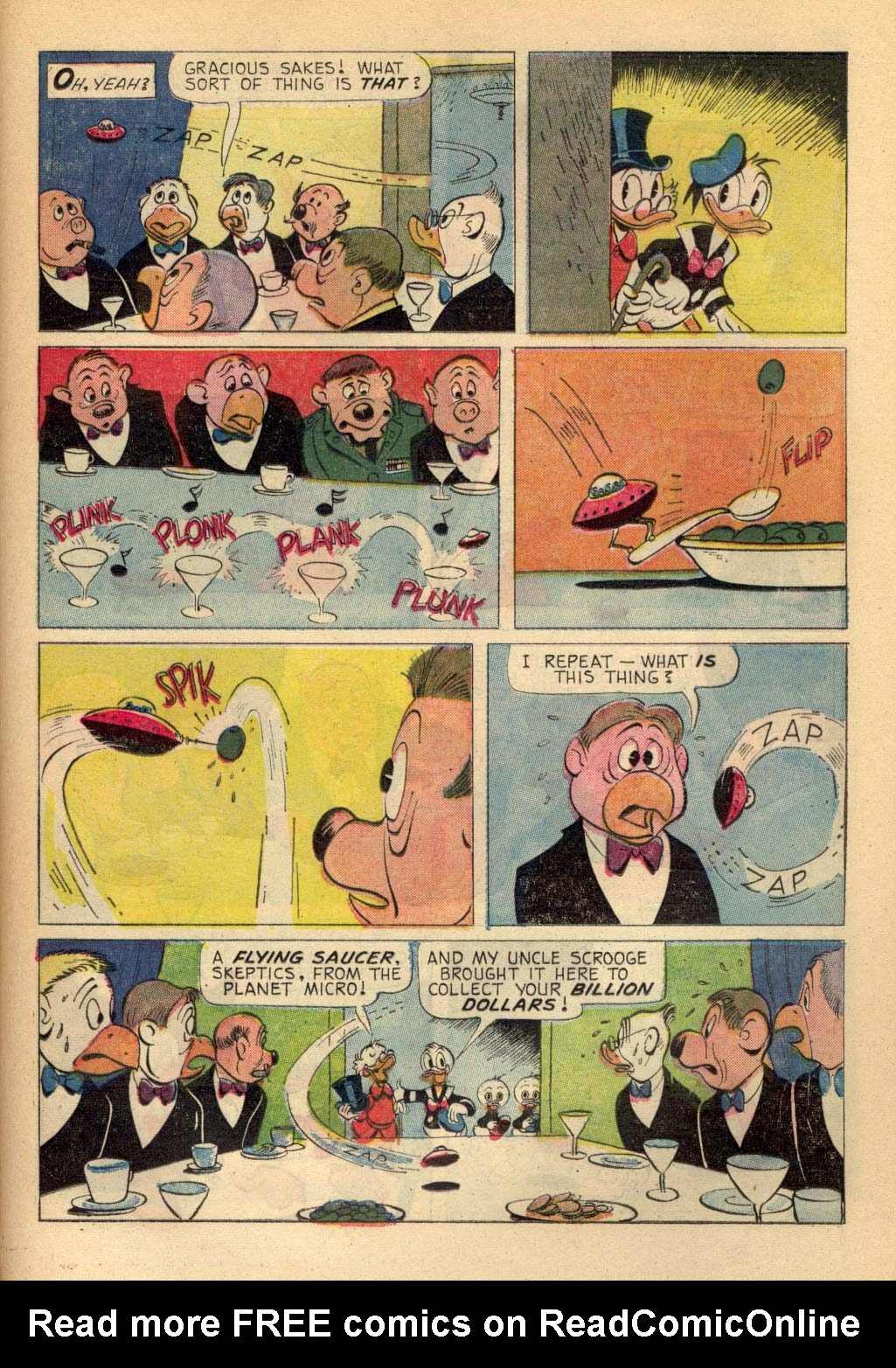 Read online Uncle Scrooge (1953) comic -  Issue #65 - 23