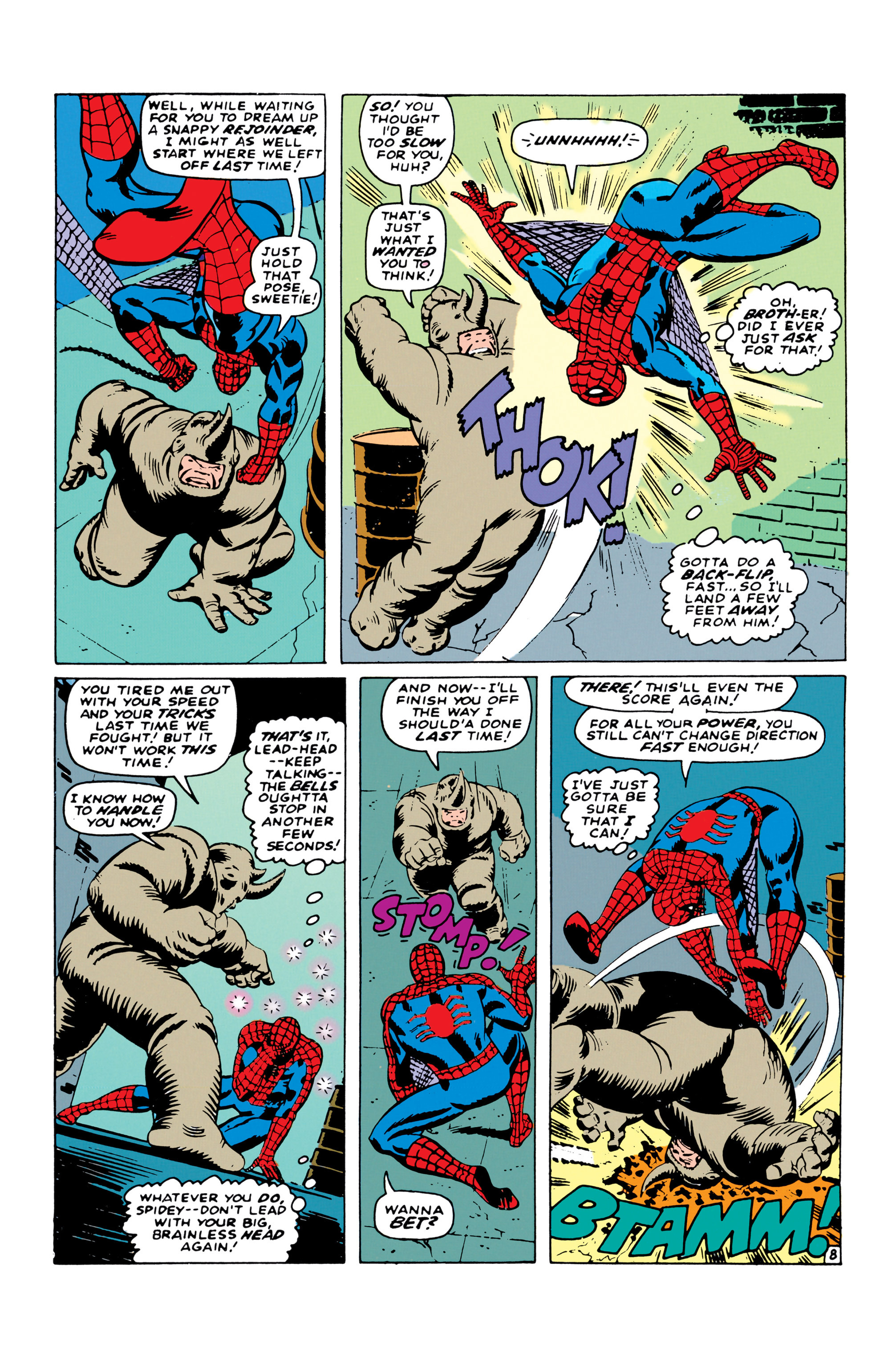 The Amazing Spider-Man (1963) 43 Page 8