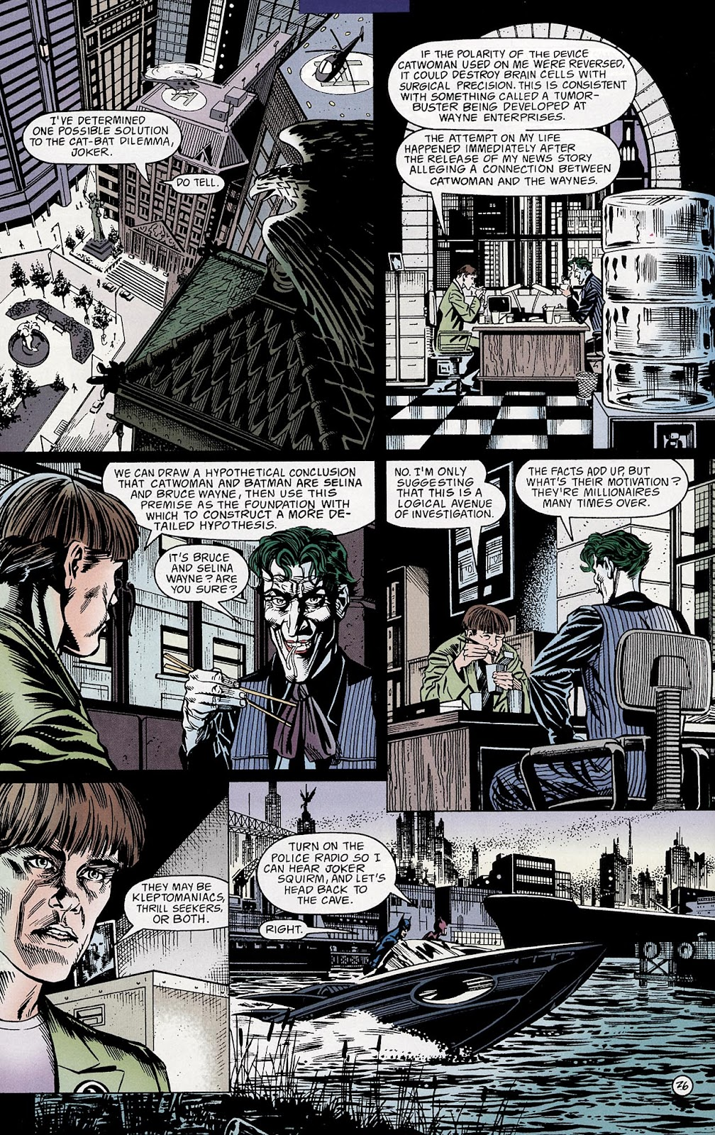 Catwoman (1993) Annual 3 #3 - English 27
