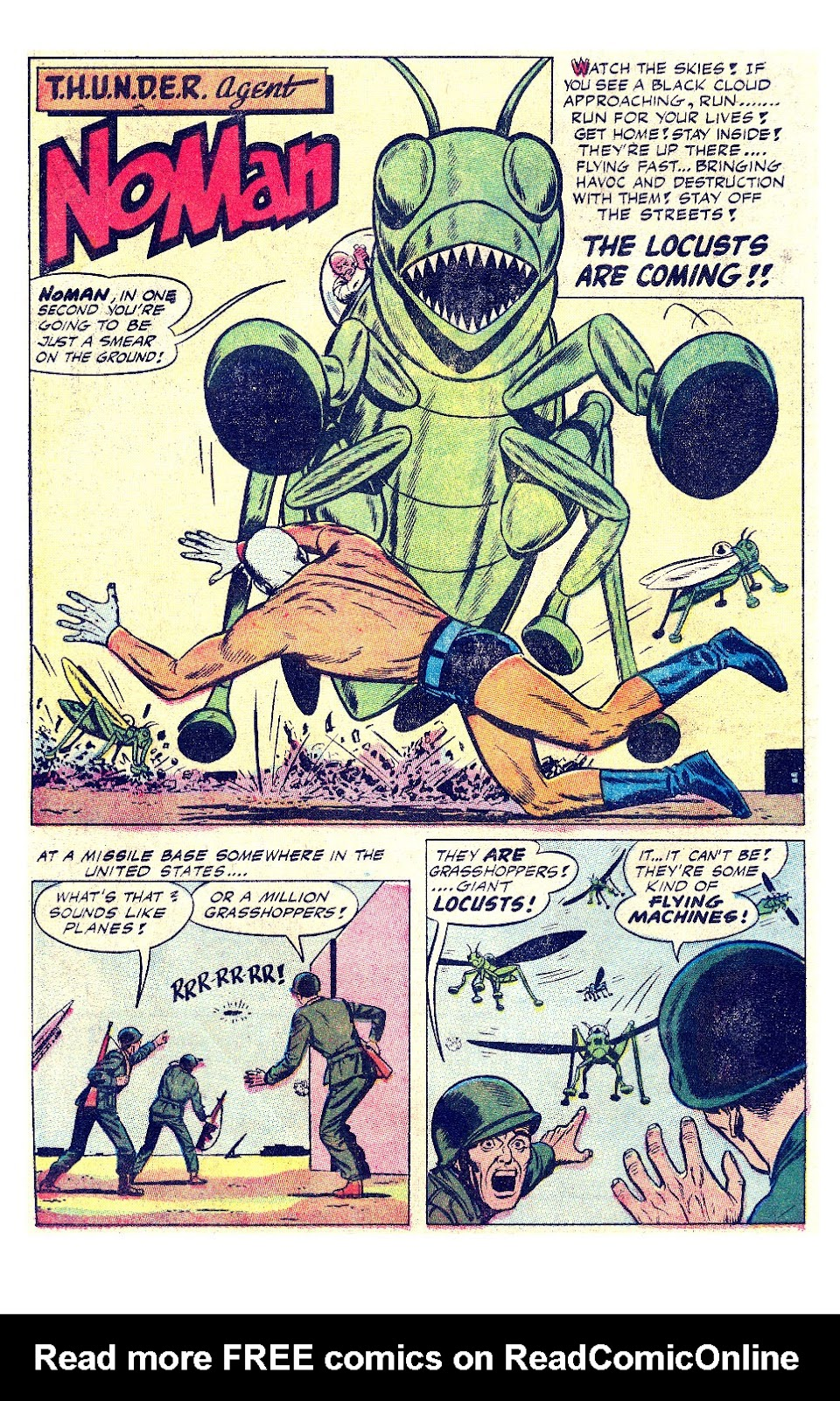 T.H.U.N.D.E.R. Agents (1965) issue 17 - Page 16