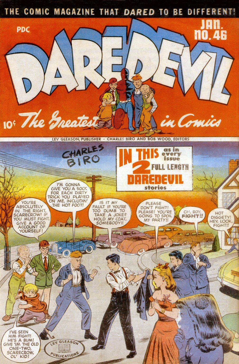 Daredevil (1941) 46 Page 1