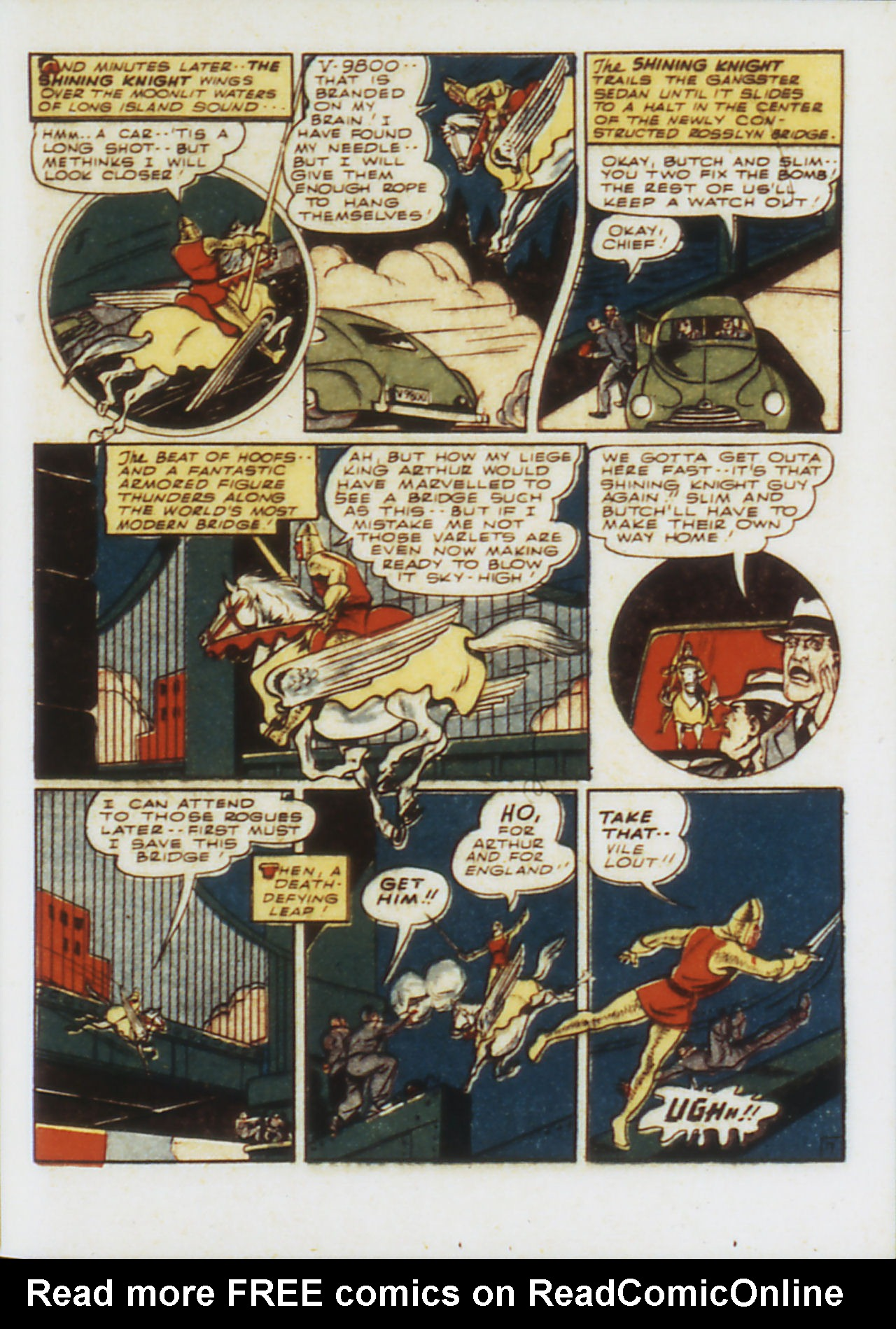 Read online Adventure Comics (1938) comic -  Issue #75 - 40