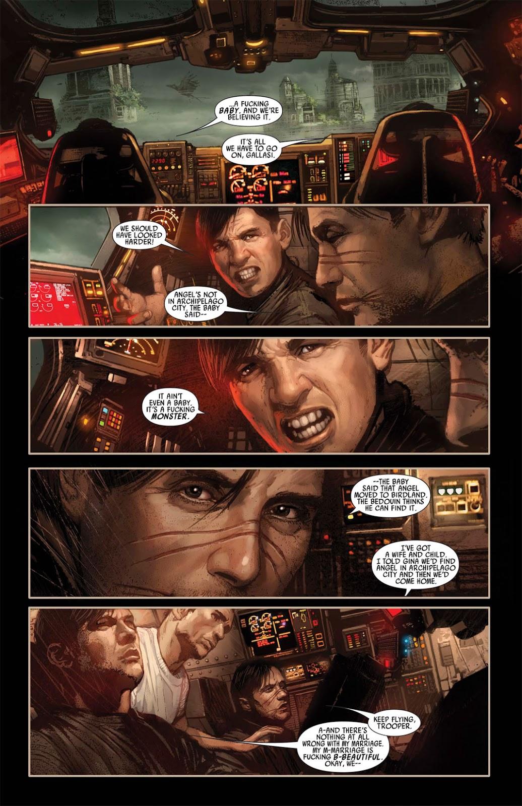 Read online After Dark comic -  Issue #2 - 33