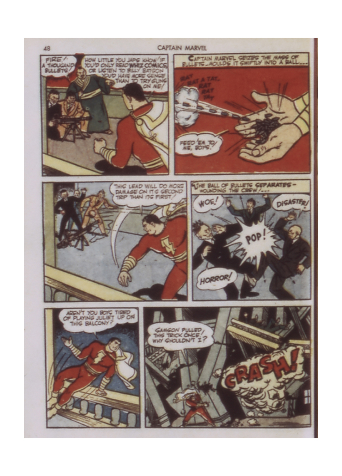 Captain Marvel Adventures issue 9 - Page 48