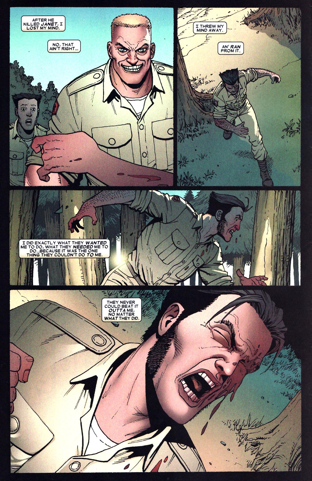 Read online Wolverine: Origins comic -  Issue #17 - 5