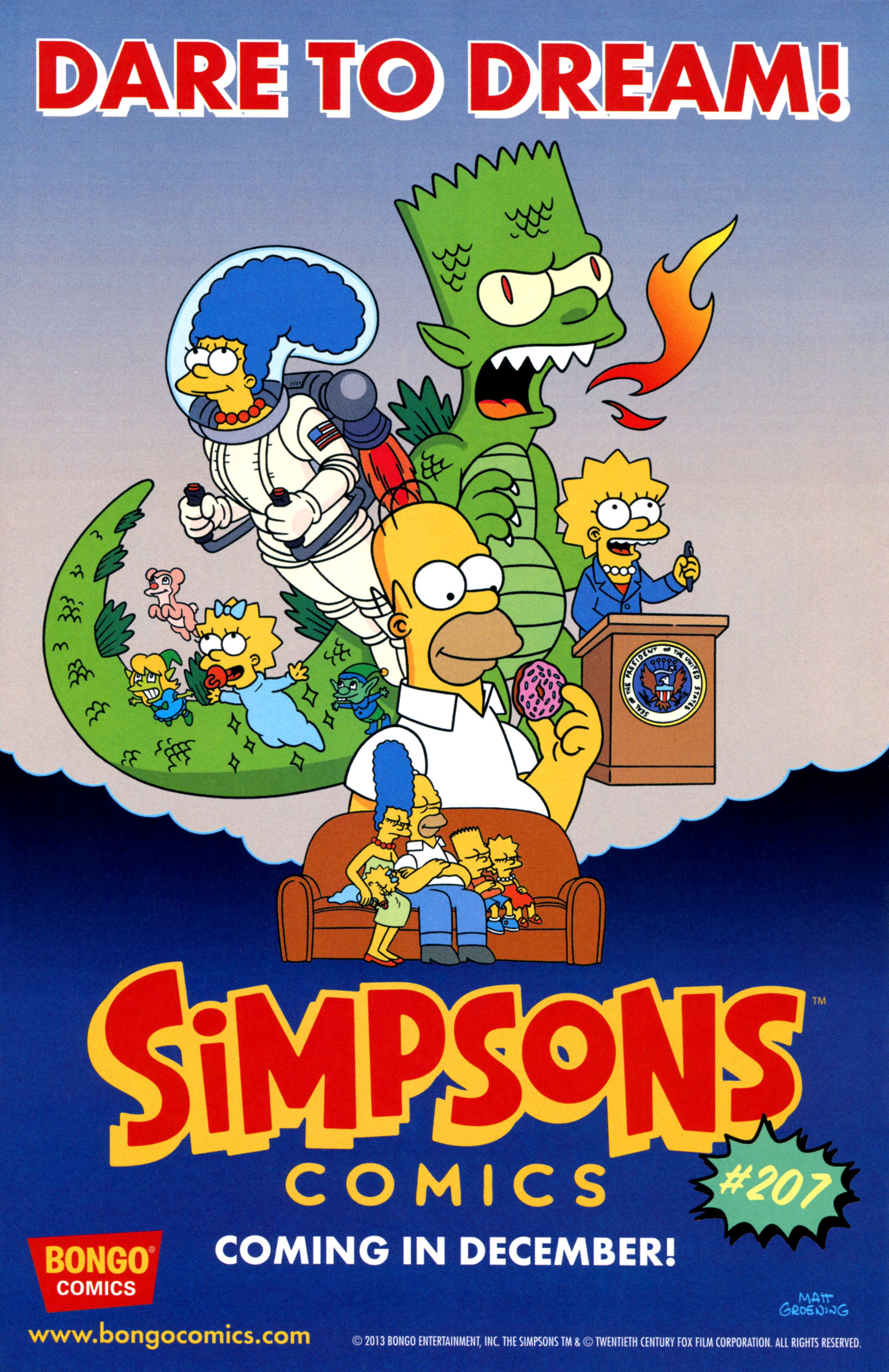 Read online Simpsons One-Shot Wonders: Lisa comic -  Issue # Full - 21