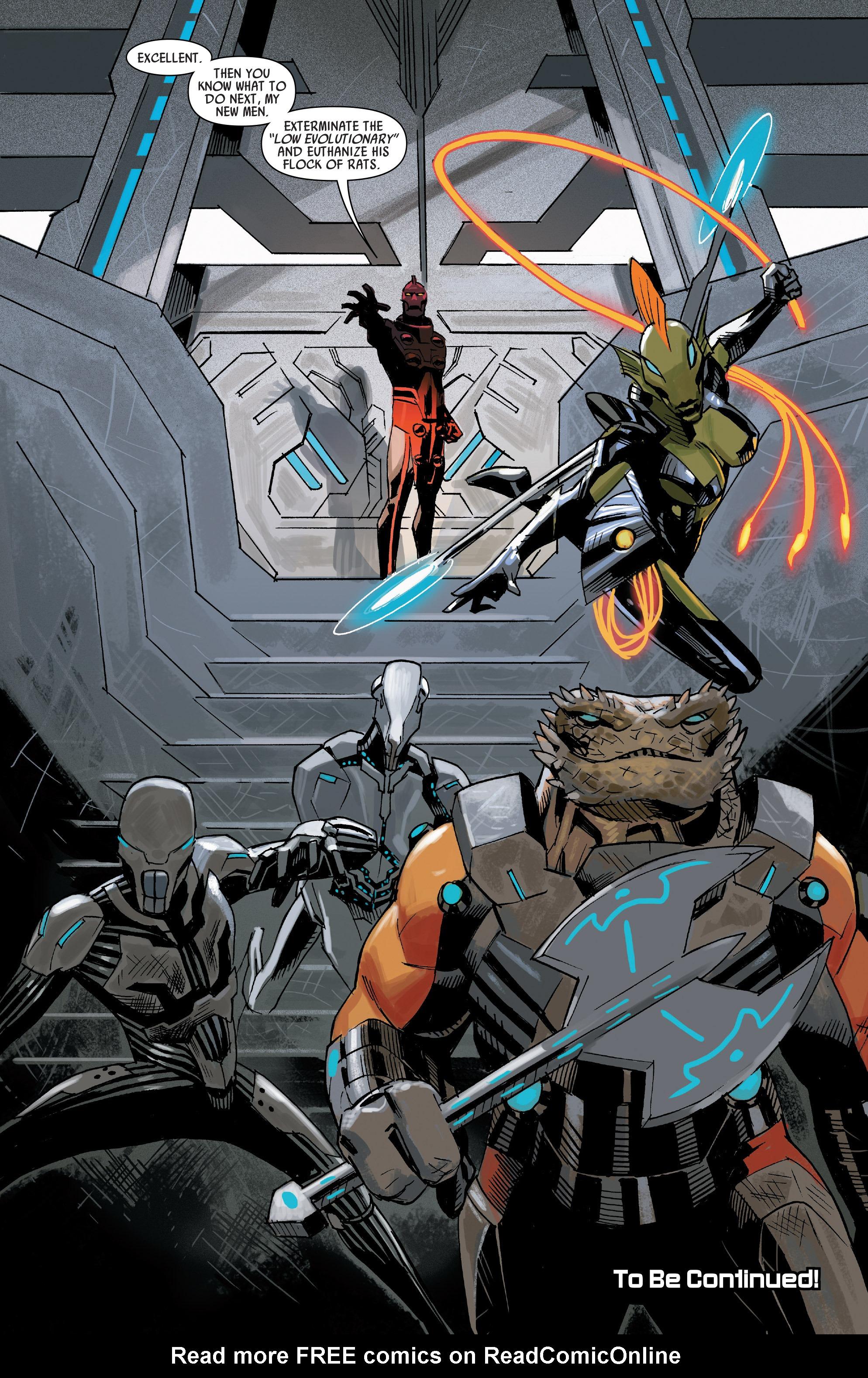 Read online Uncanny Avengers [I] comic -  Issue #3 - 24