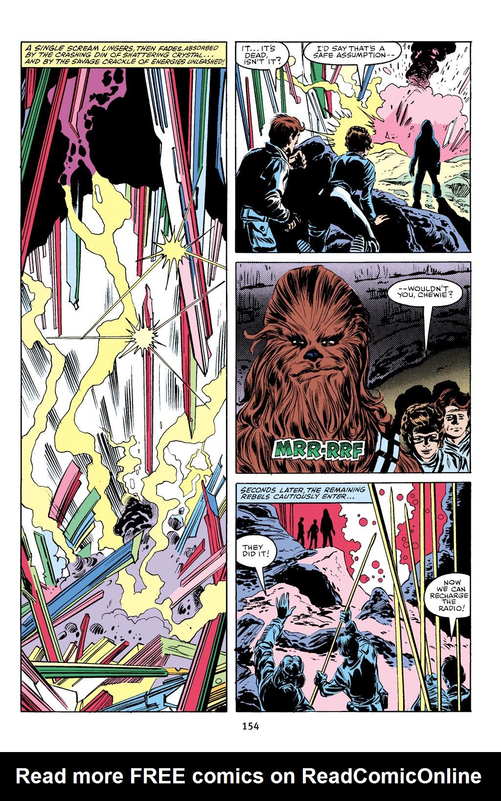Read online Star Wars Omnibus comic -  Issue # Vol. 16 - 152