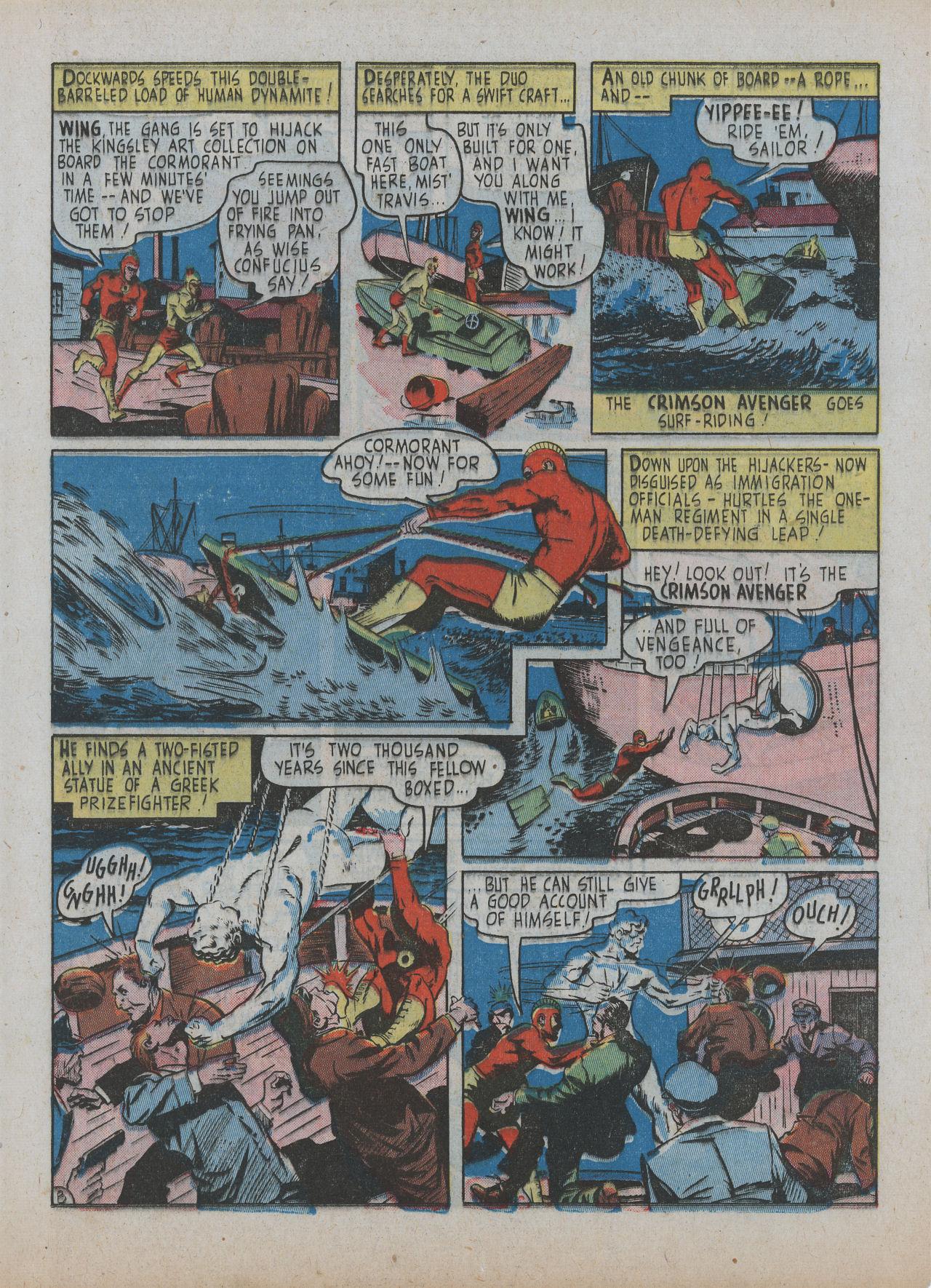 Read online Detective Comics (1937) comic -  Issue #63 - 39