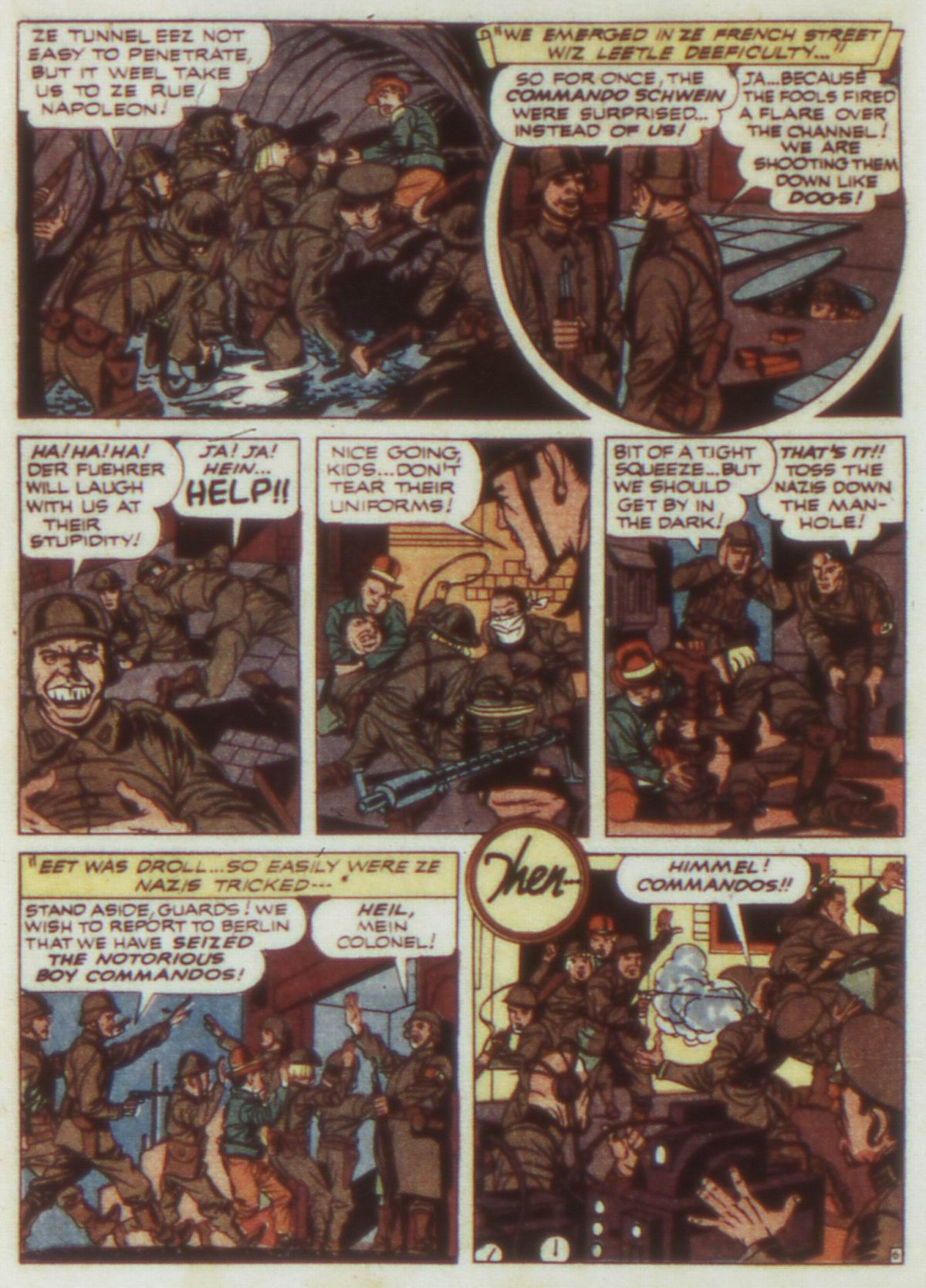 Read online Detective Comics (1937) comic -  Issue #74 - 22