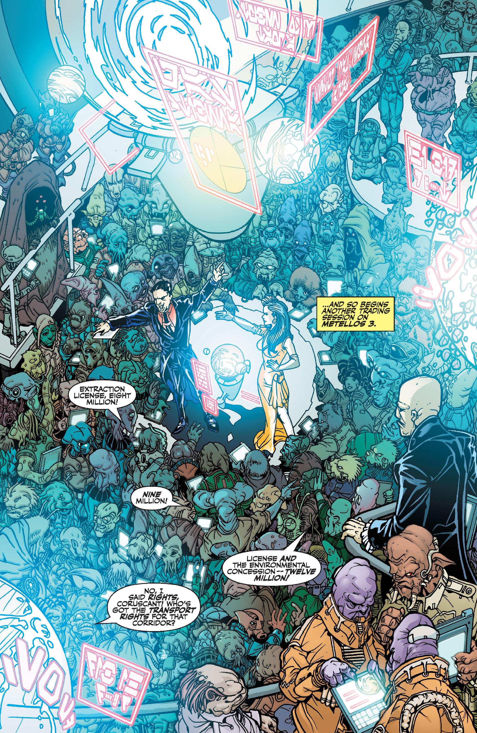 Read online Star Wars Omnibus comic -  Issue # Vol. 32 - 397