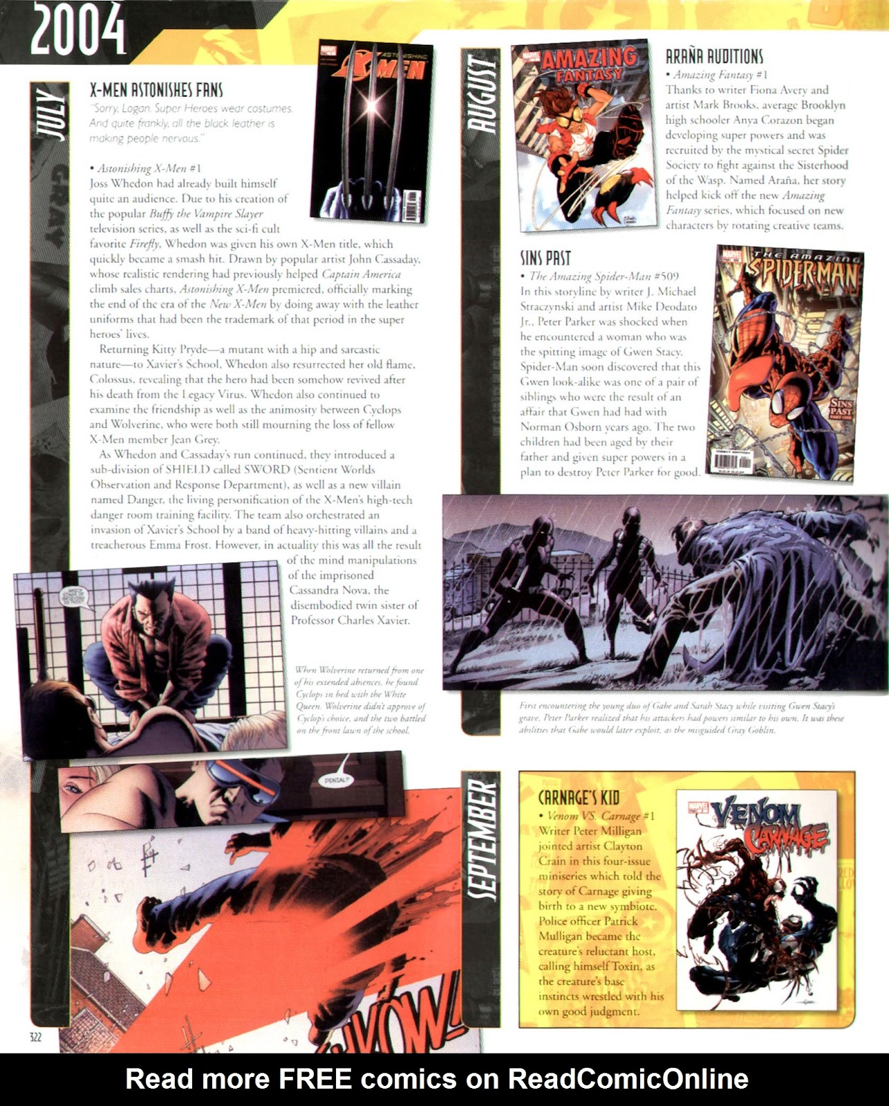 Read online Marvel Chronicle comic -  Issue # TPB (Part 3) - 99