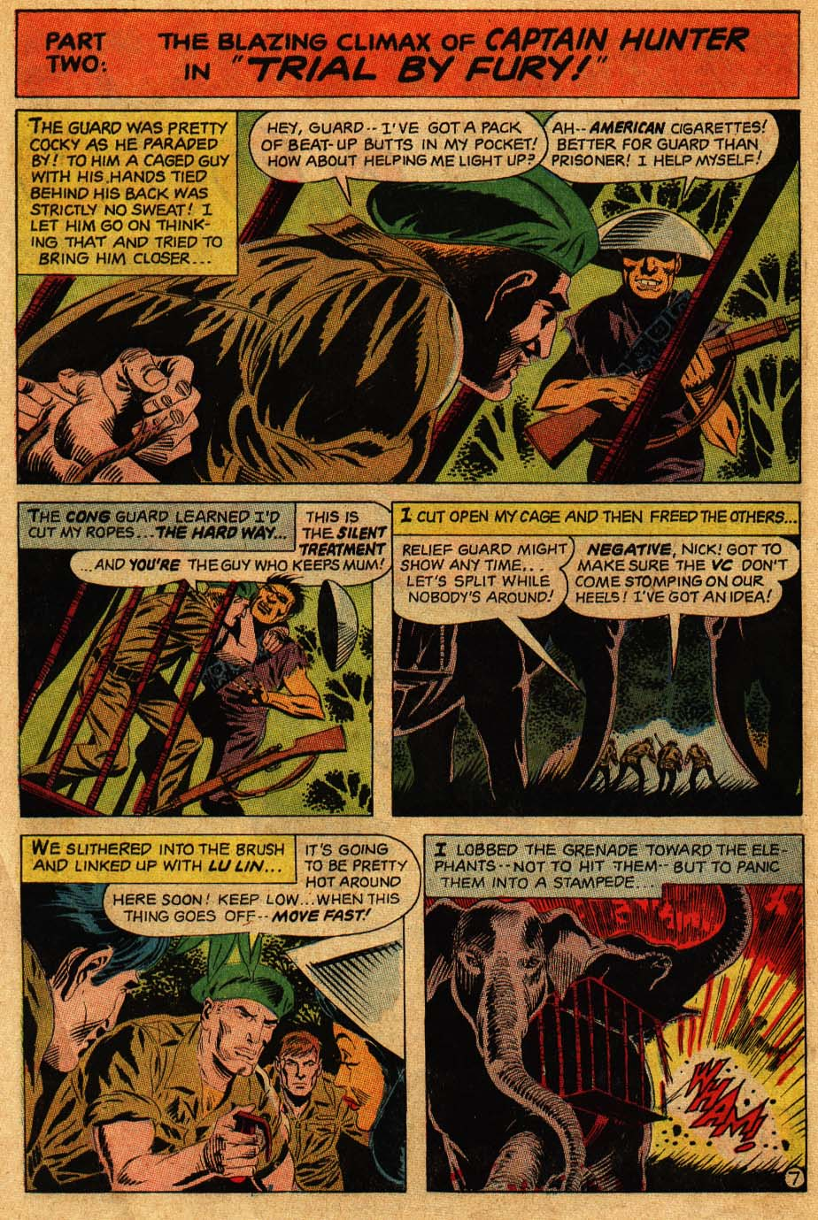 Our Fighting Forces (1954) issue 106 - Page 10