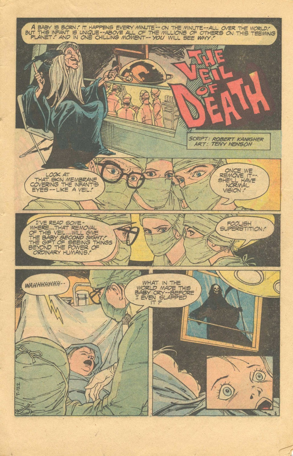 Weird Mystery Tales issue 20 - Page 10