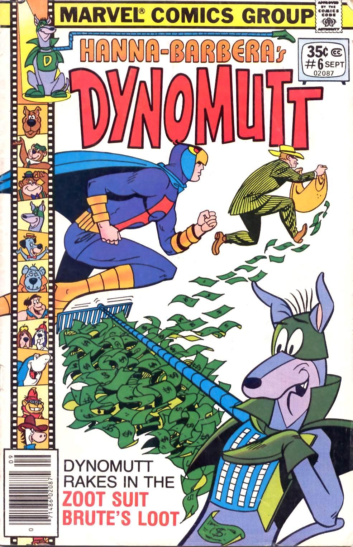 Dynomutt issue 6 - Page 1