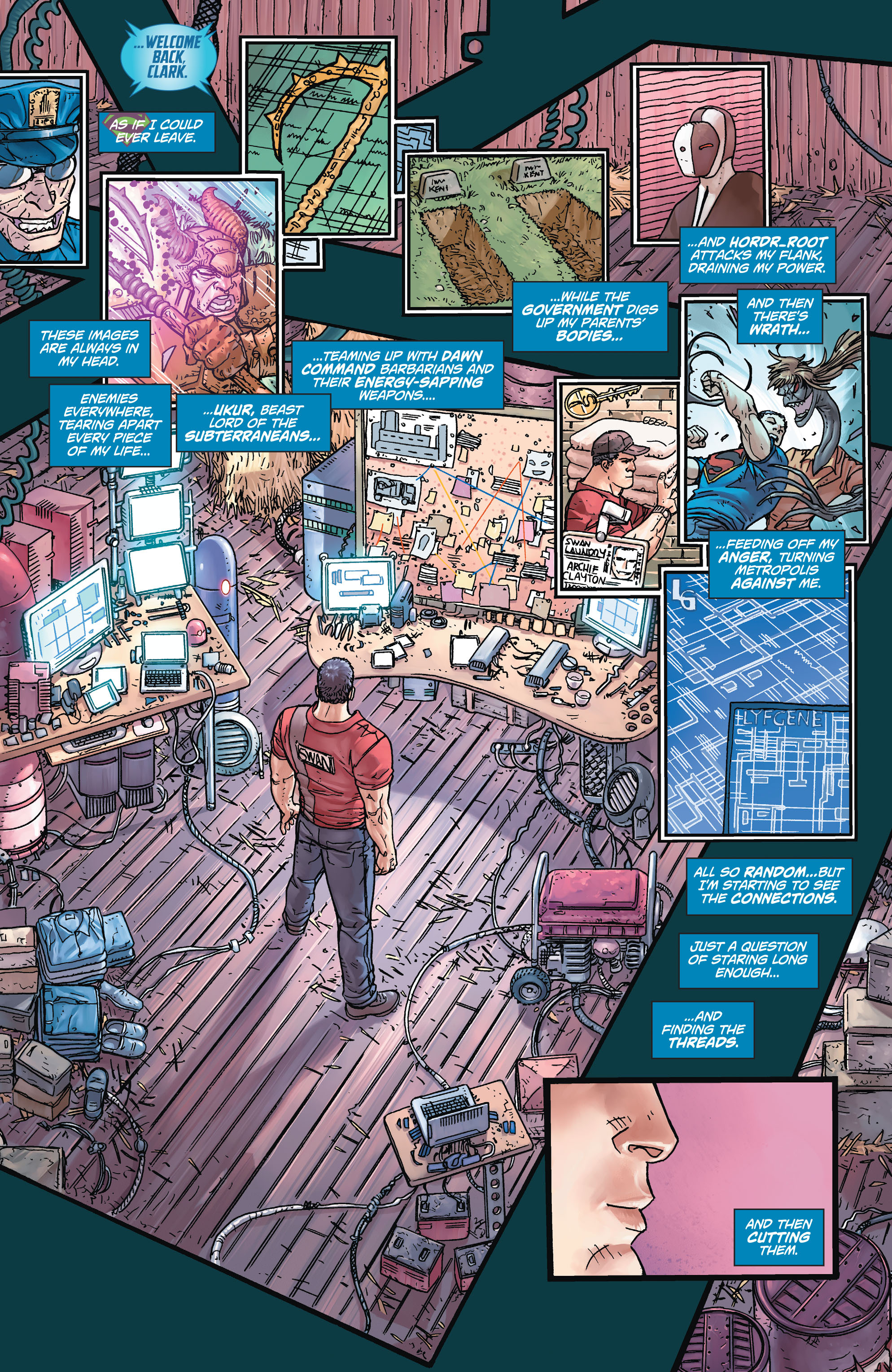 Read online Action Comics (2011) comic -  Issue #45 - 9